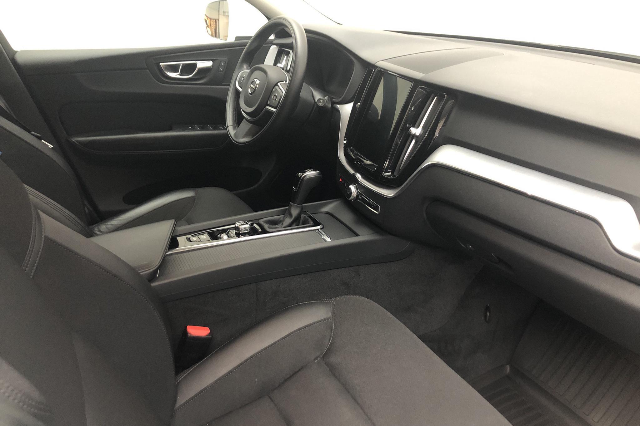 Volvo XC60 D4 AWD (190hk) - 31 730 km - Manual - white - 2018