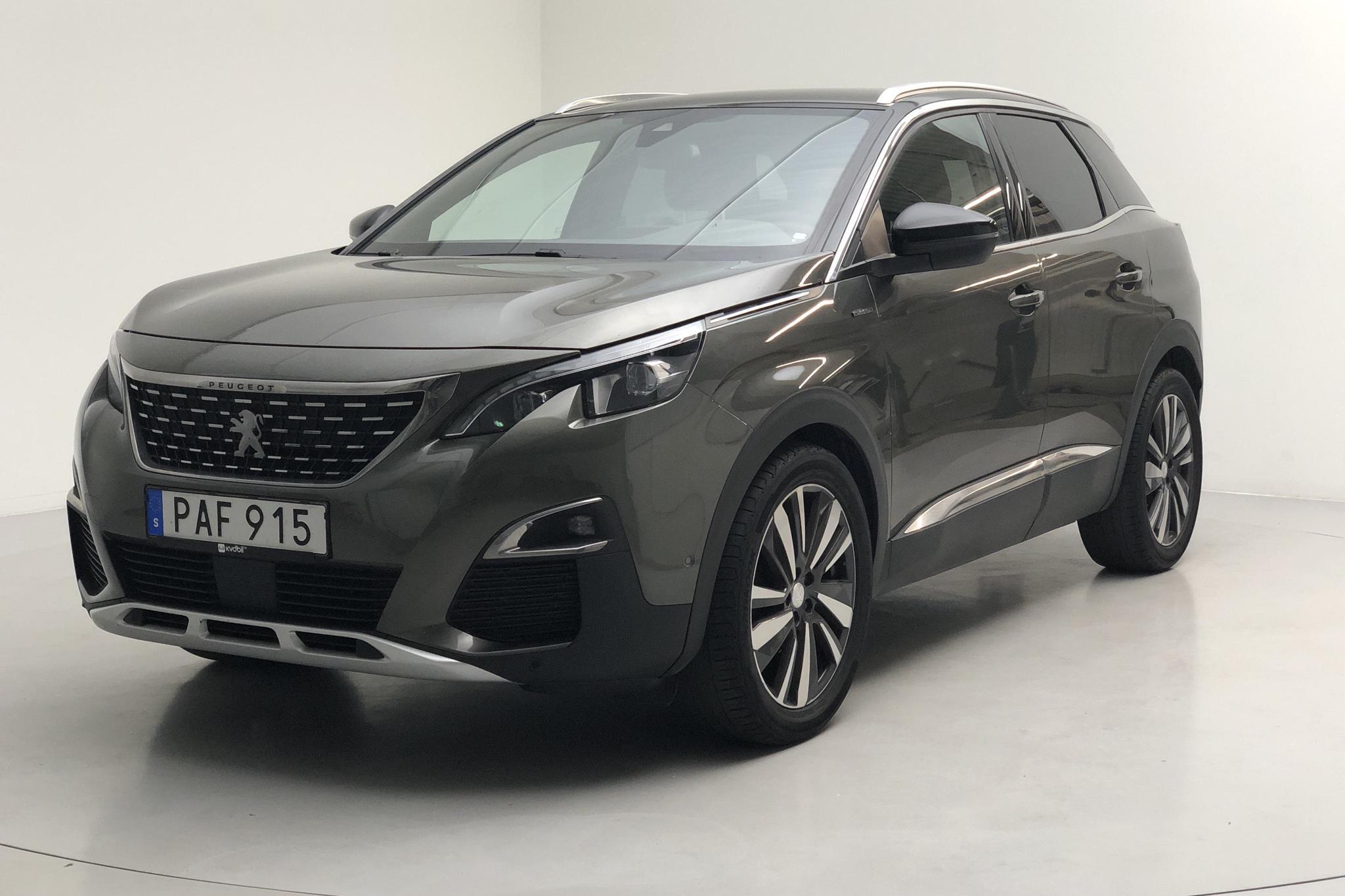 Peugeot 3008 1.6 PureTech (165hk)