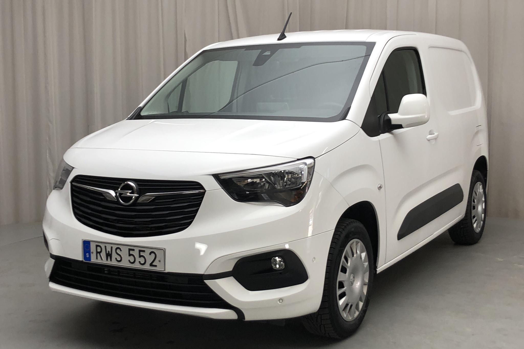Opel Combo 1.5 CDTI Skåp (100hk)