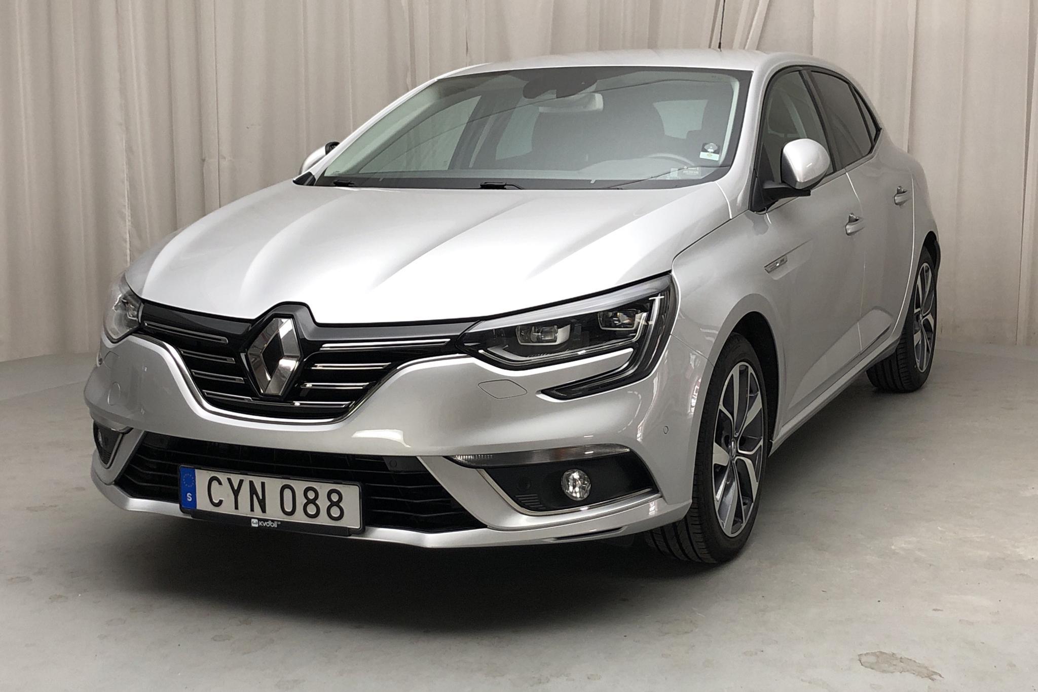 Renault Mégane 1.2 TCe 5dr (130hk)