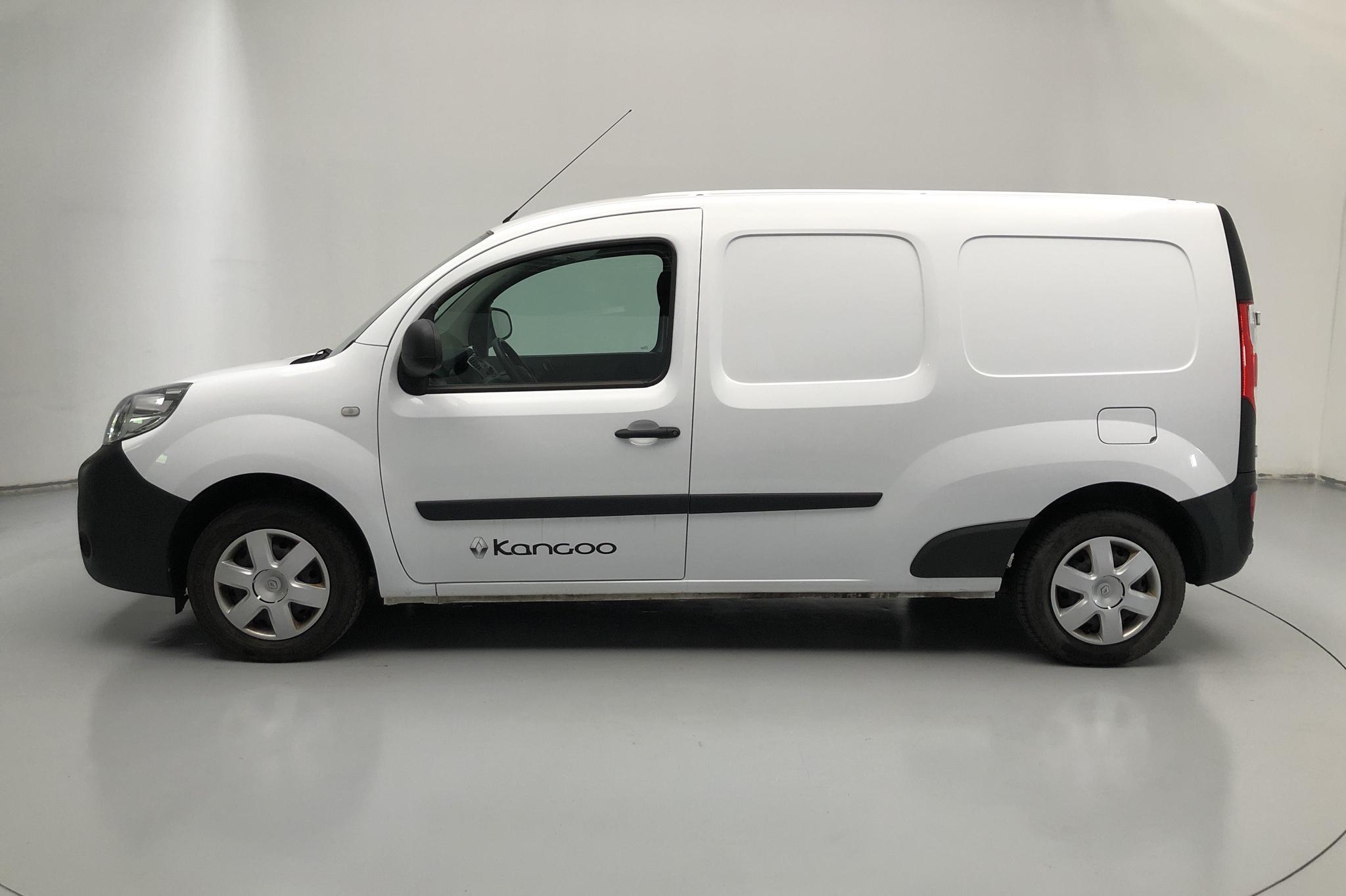 Renault Kangoo 1.5 dCi Maxi skåp (90hk) - 3 125 mil - Manuell - vit - 2016