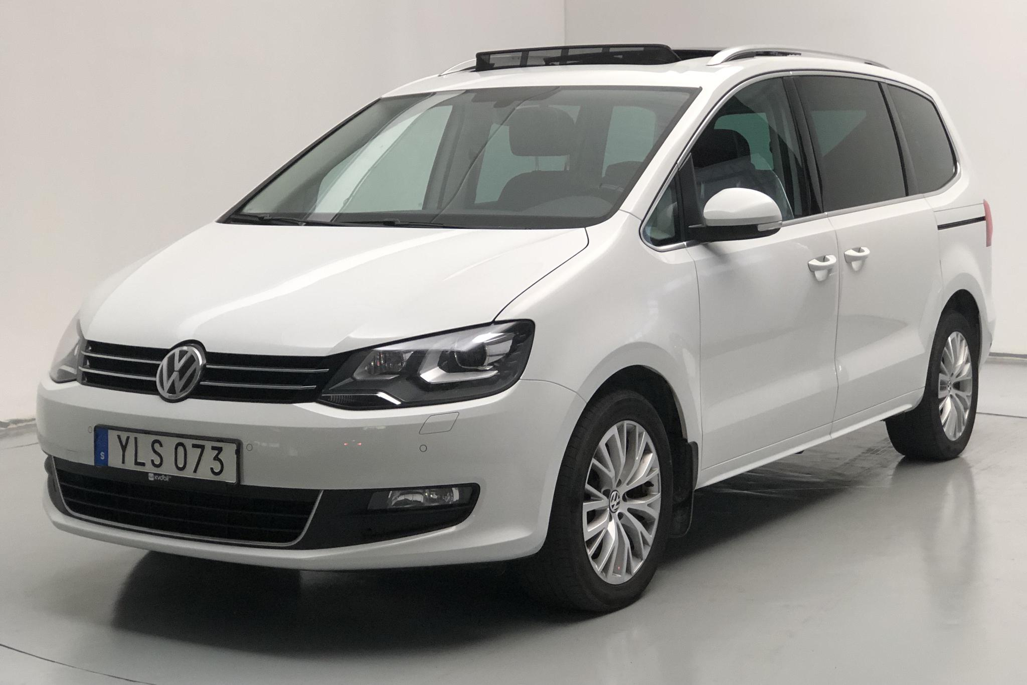 VW Sharan 2.0 TDI 4Motion (150hk)