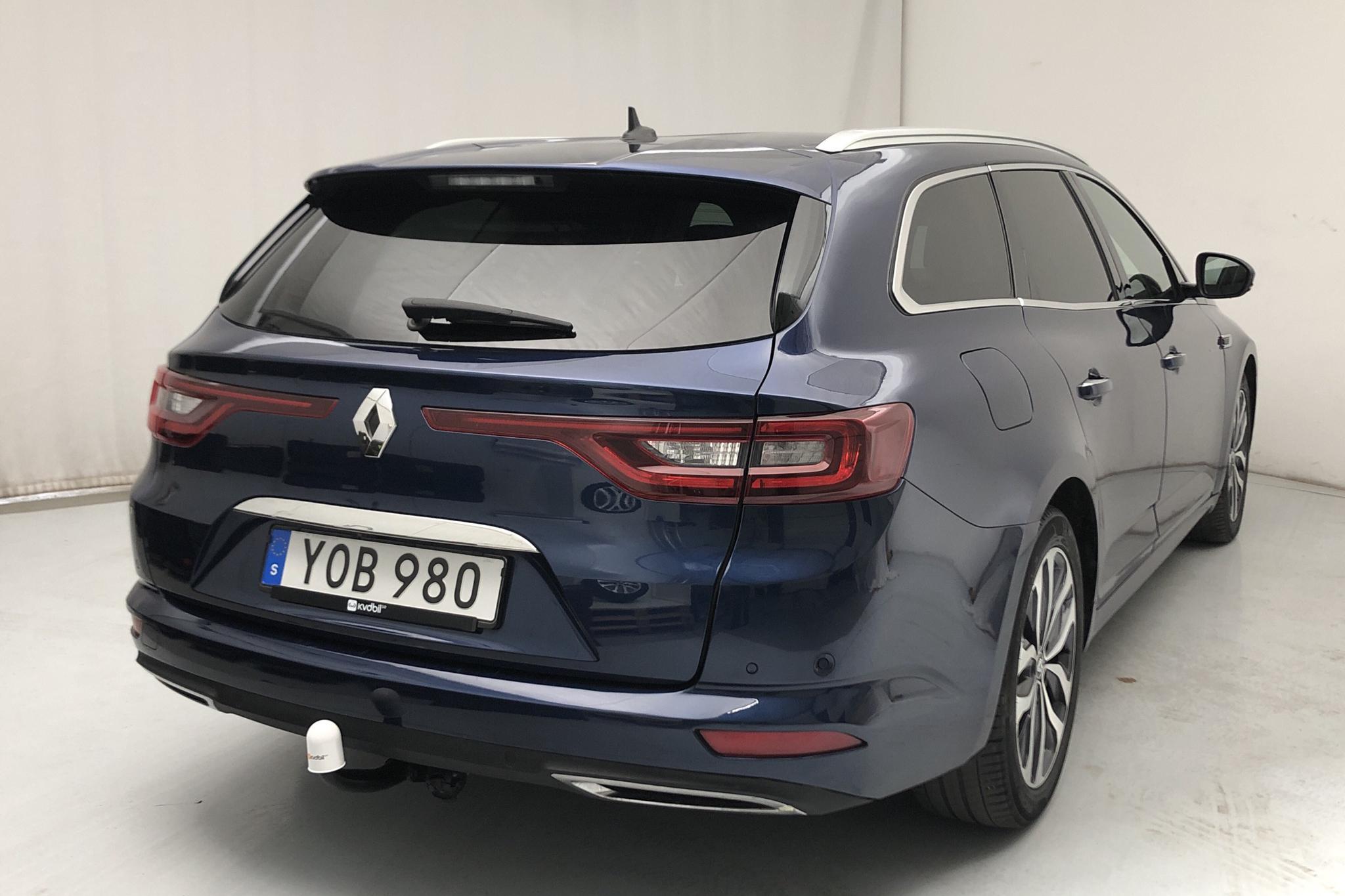 Renault Talisman 1.6 dCi Kombi (160hk) - 15 007 mil - Automat - blå - 2017