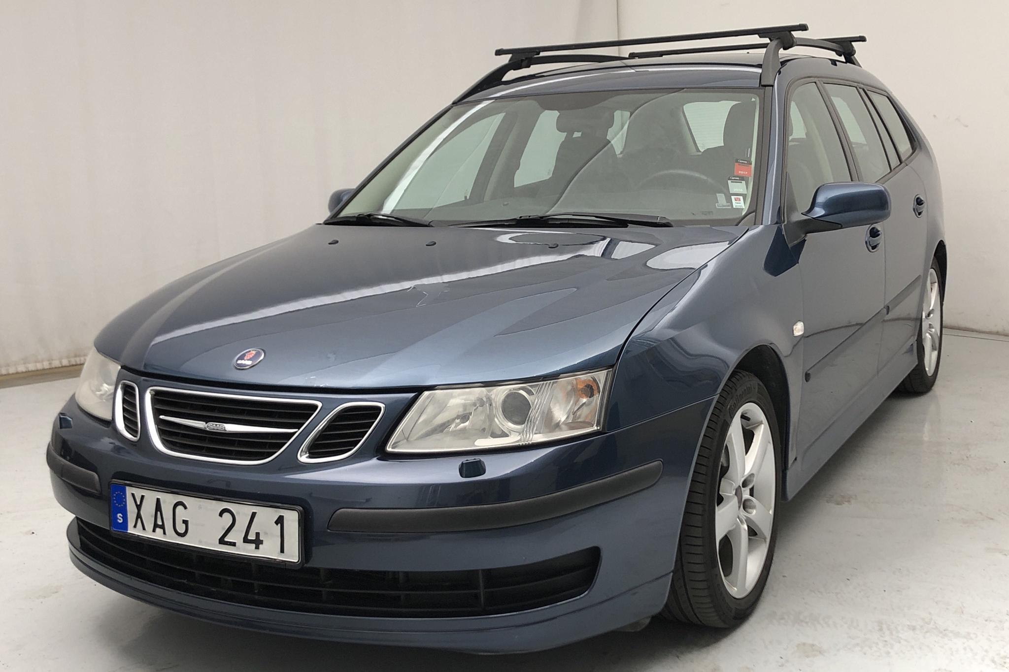 Saab 9-3 2.0t SportCombi (175hk)