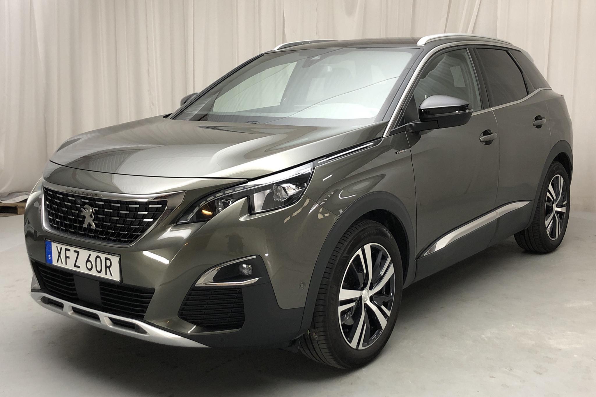 Peugeot 3008 1.6 PureTech (180hk)