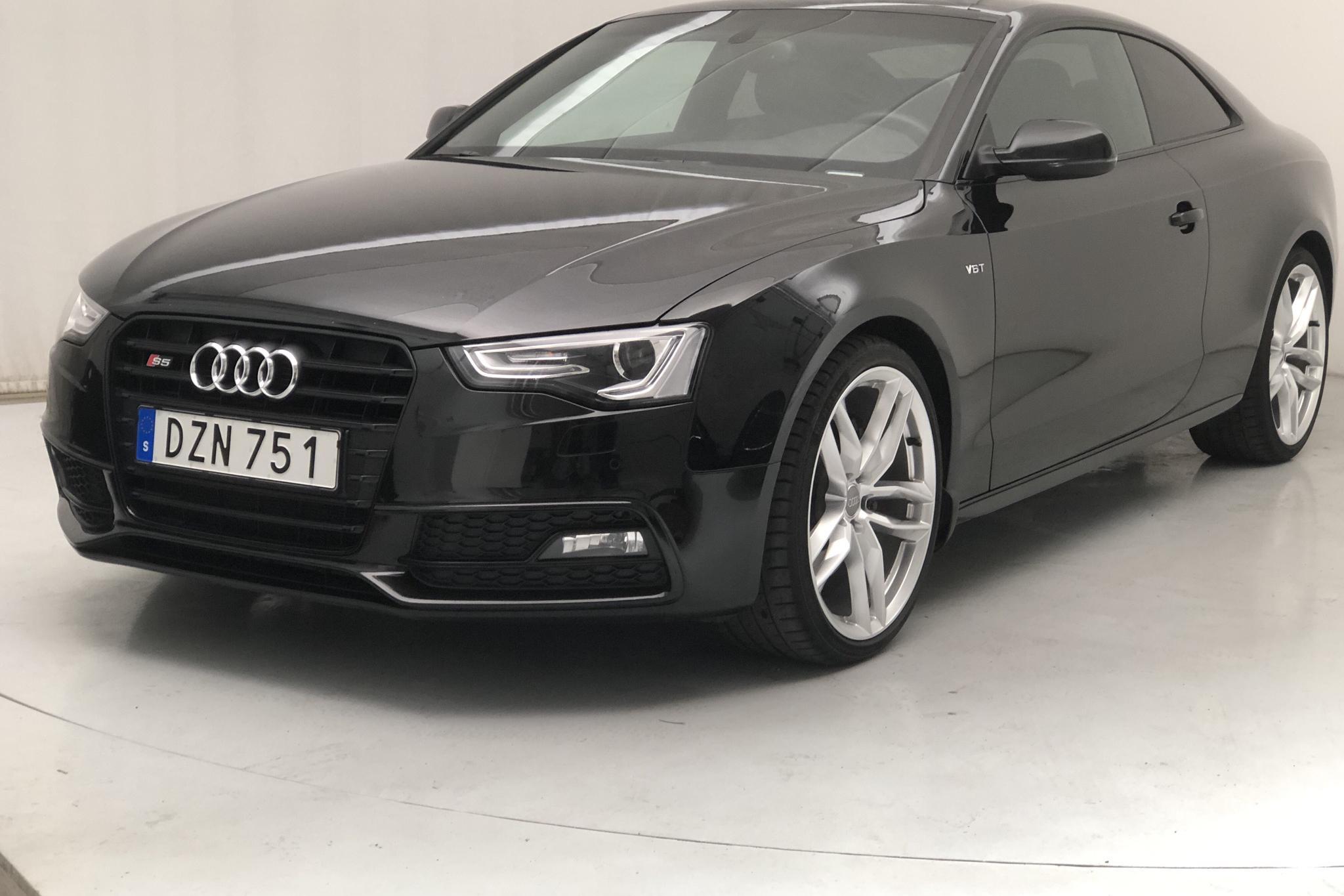 Audi S5 3.0 TFSI Coupé quattro (333hk)