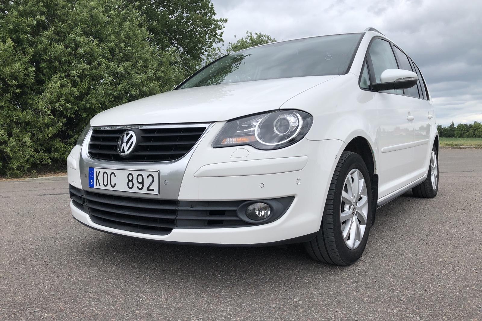 VW Touran 1.4 TSI EcoFuel (150hk)
