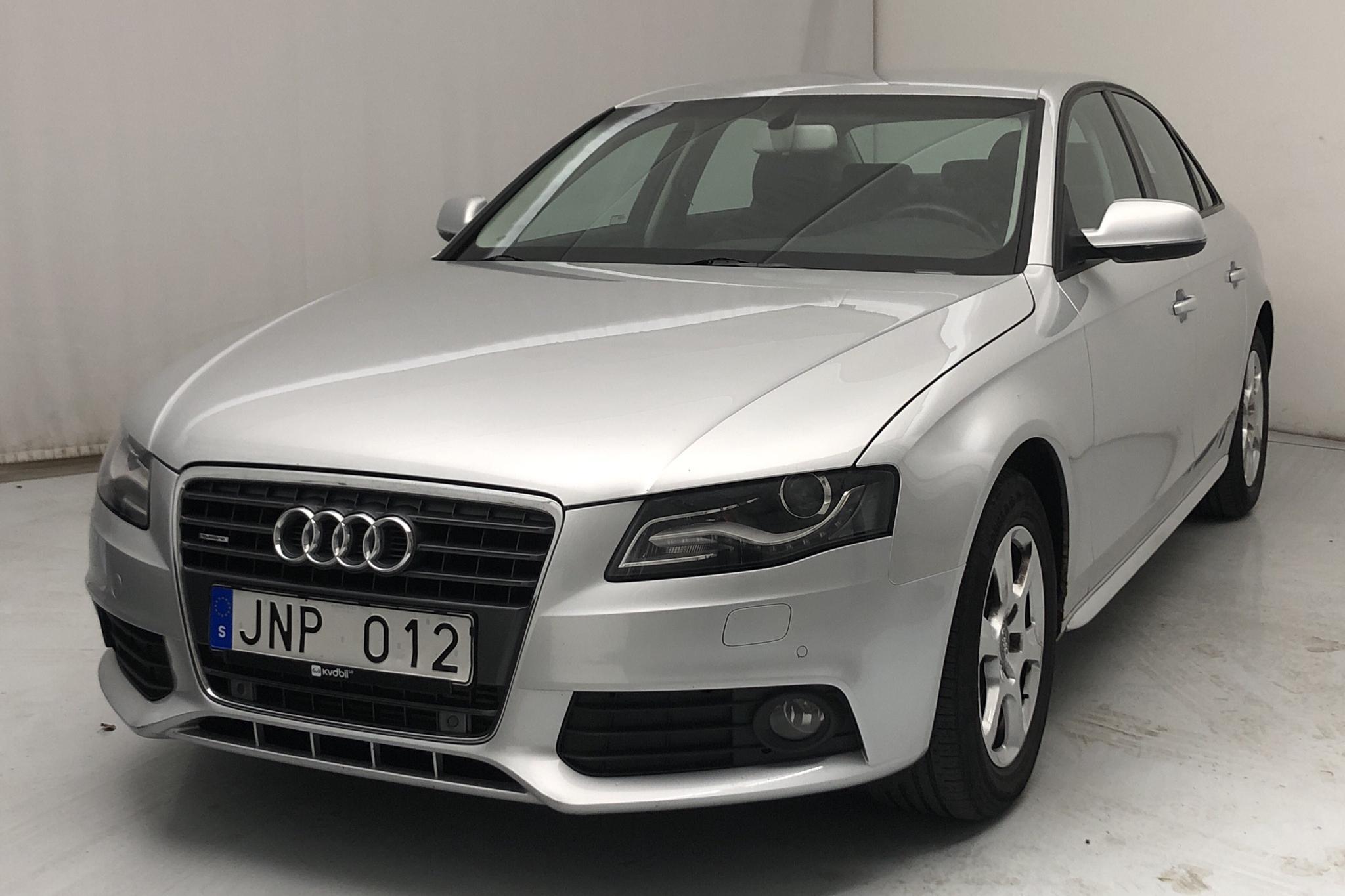 Audi A4 2.0 TFSI quattro (211hk)