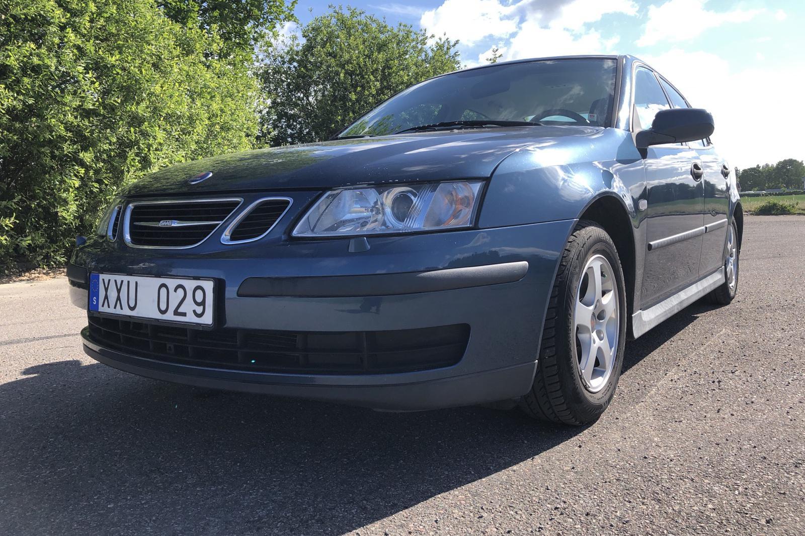Saab 9-3 1.8t SportSedan (150hk)