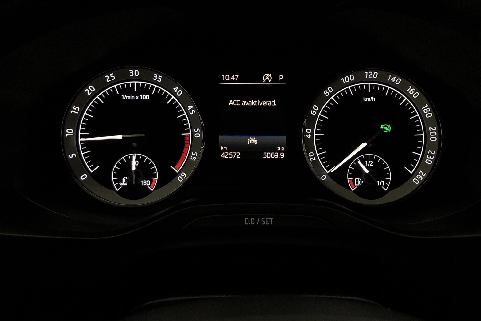 Skoda Kodiaq 2.0 TDI 4X4 (190hk) - 4 256 mil - Automat - silver - 2020