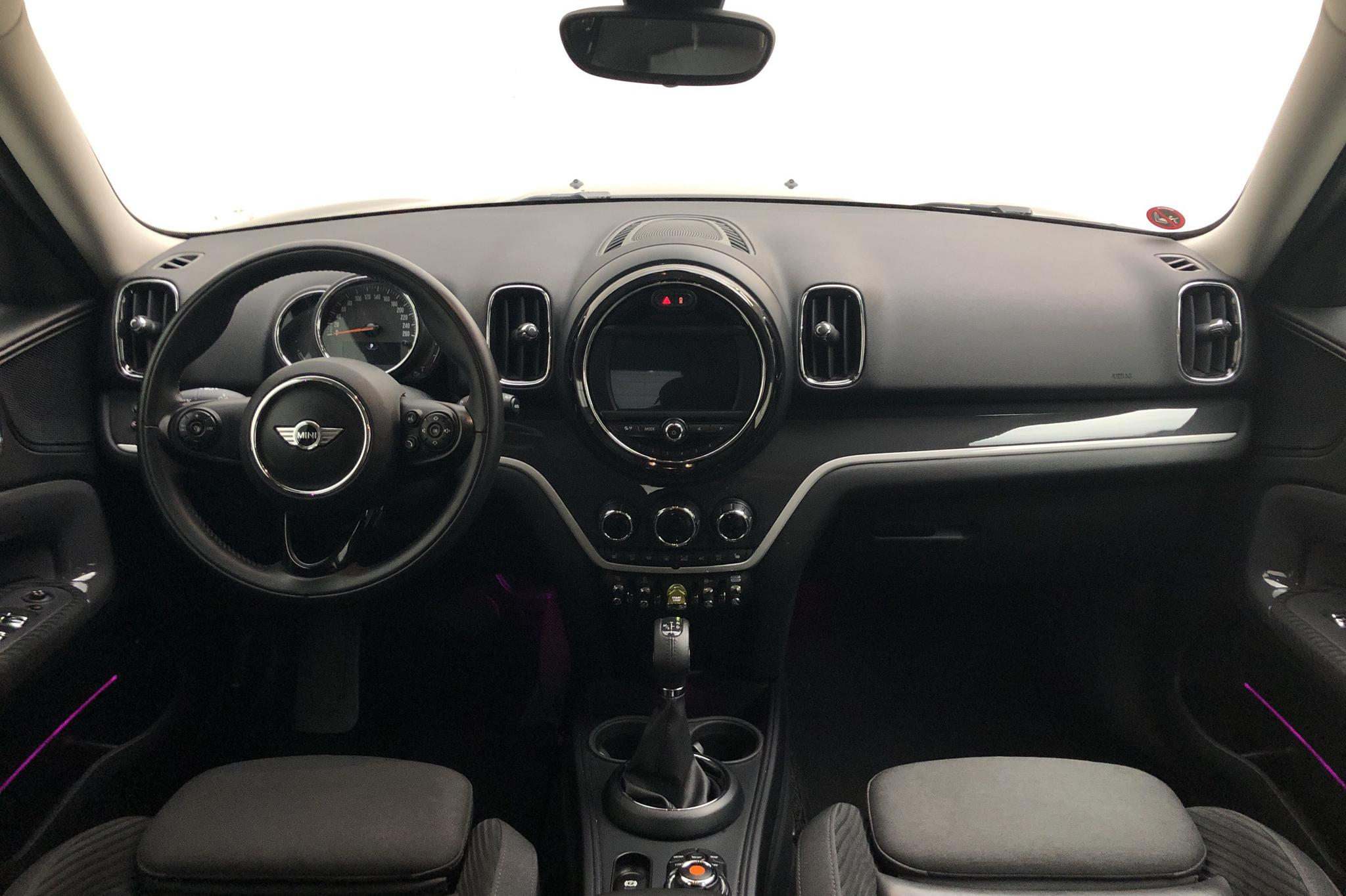 MINI Cooper S E ALL4 Countryman, F60 (224hk) - 9 080 mil - Automat - svart - 2018
