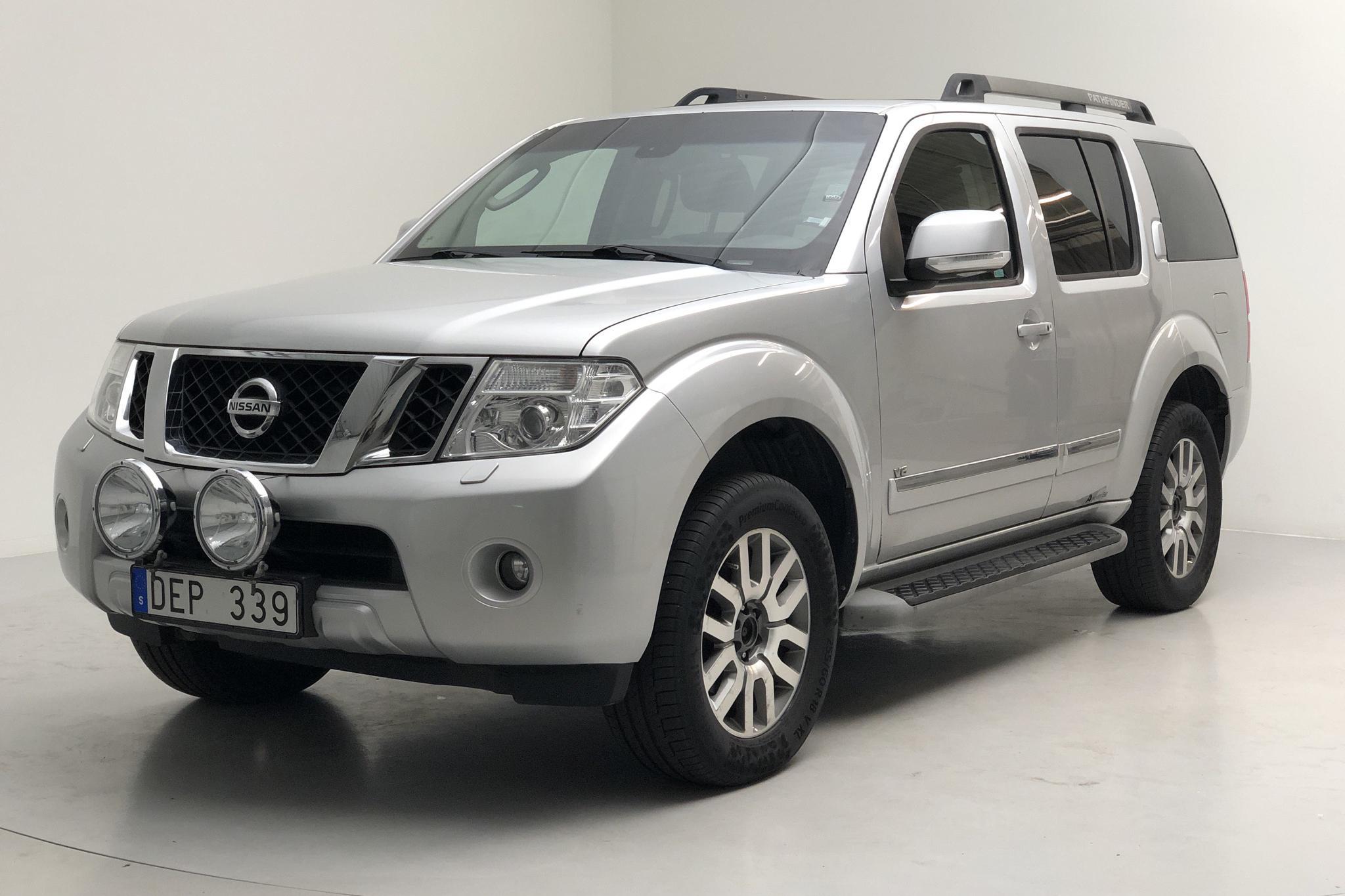 Nissan Pathfinder 3.0 V6 dCi (231hk)