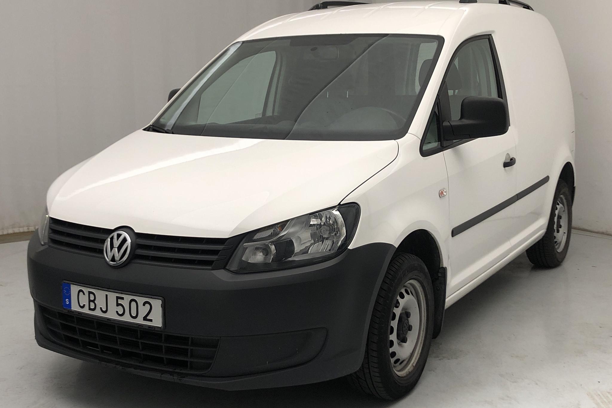 VW Caddy 1.6 TDI Skåp (102hk)