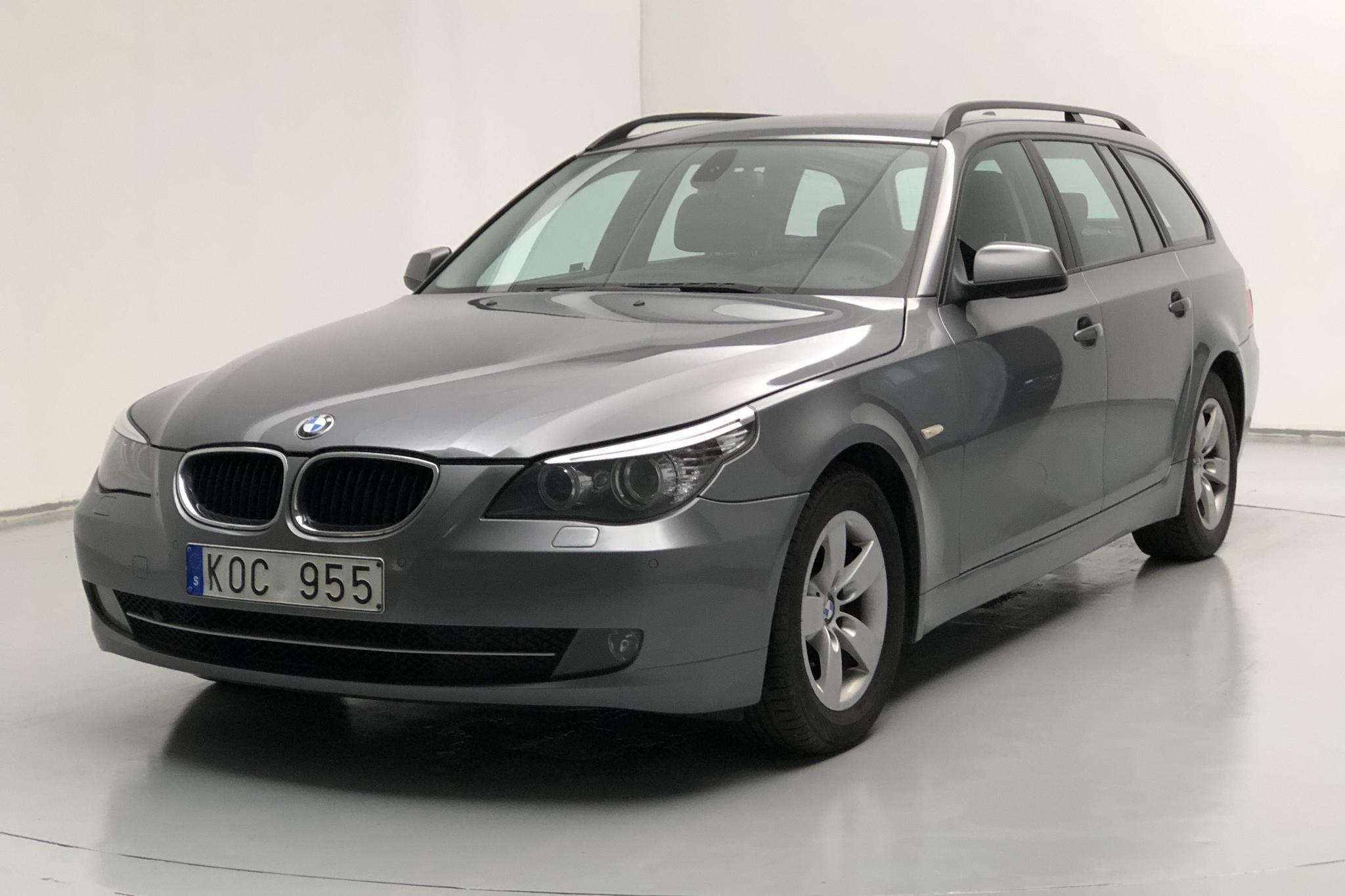 BMW 520d Touring, E61 (177hk)