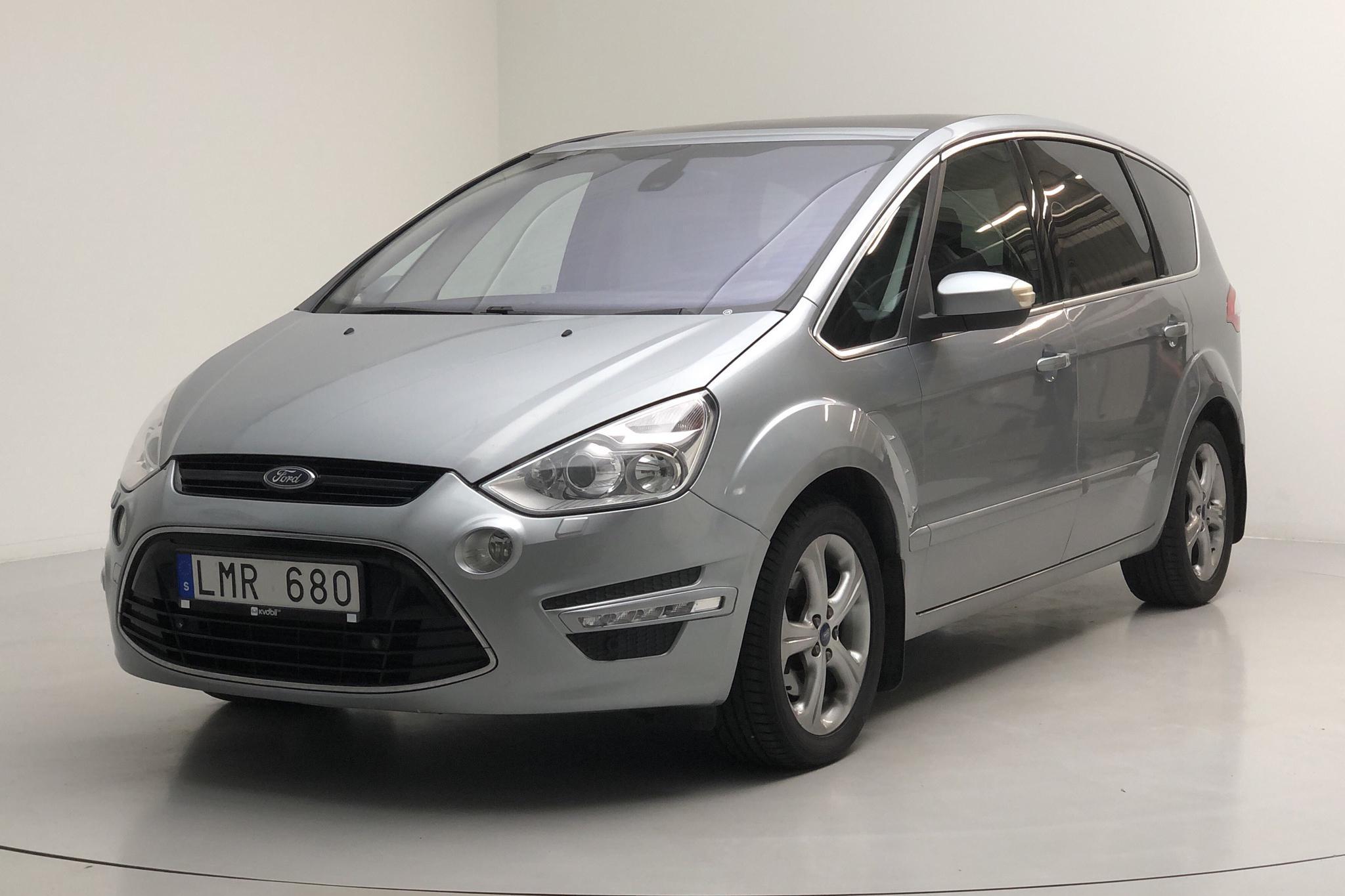 Ford S-MAX 2.2 Duratorq TDCi (200hk)