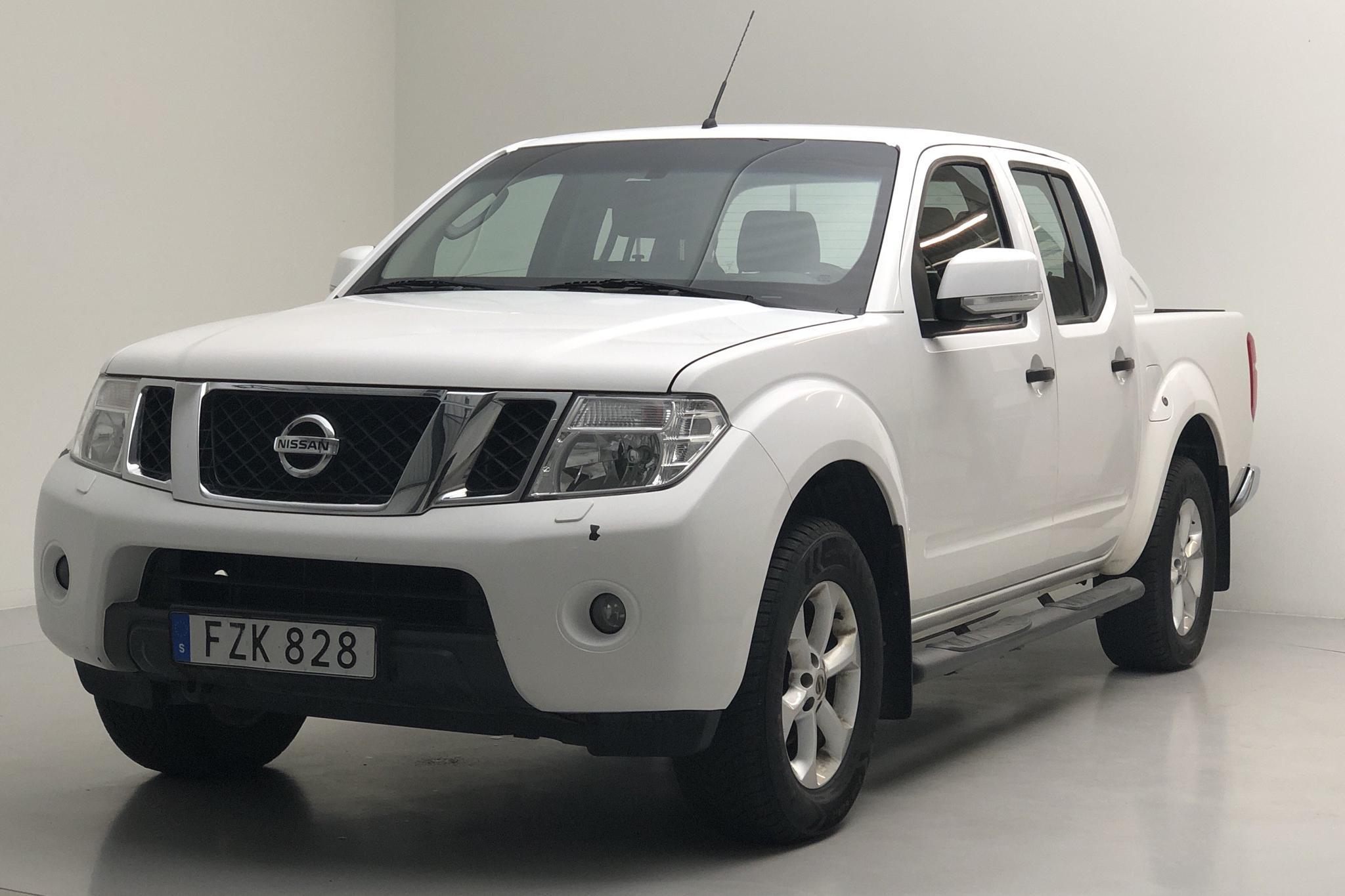 Nissan Navara 2.5 dCi (144hk)