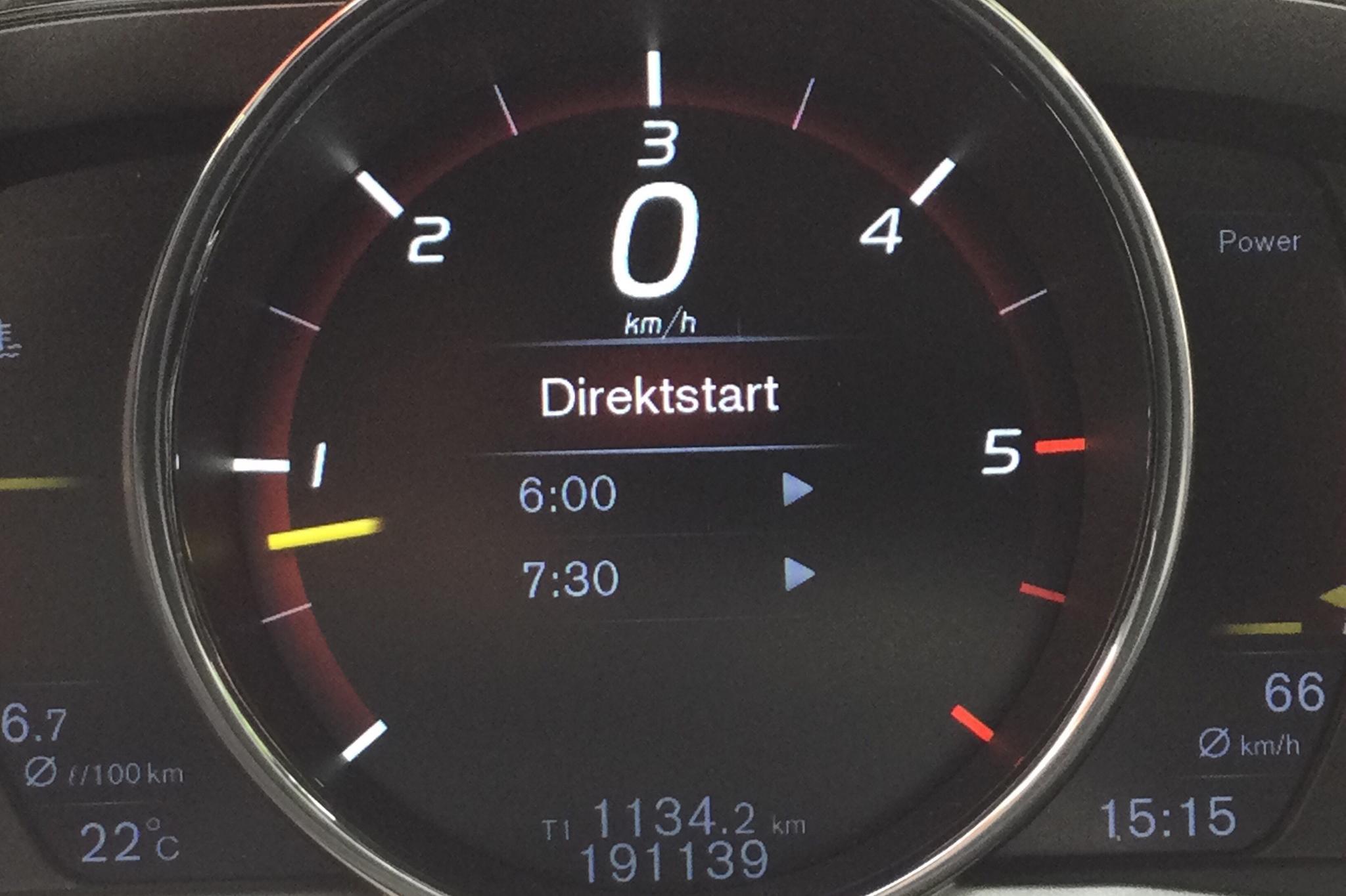 Volvo XC70 II D4 AWD (181hk) - 19 114 mil - Manuell - svart - 2016