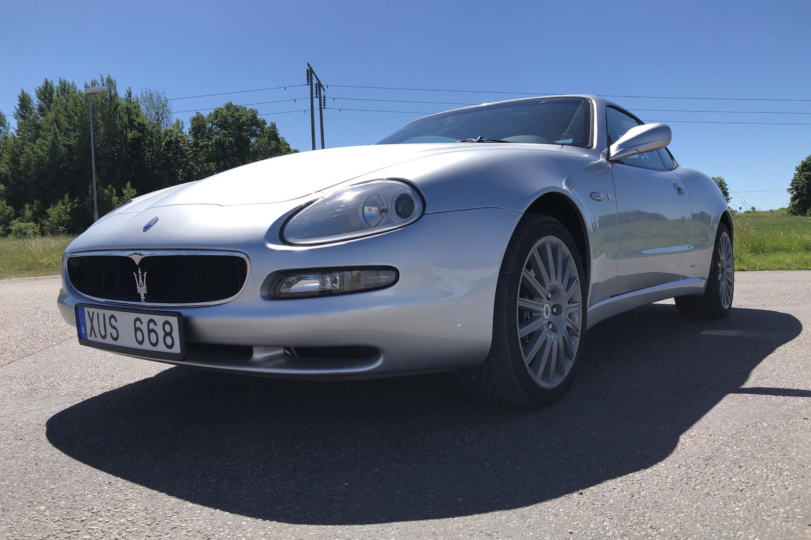 Maserati Coupé 4.2 (390hk)