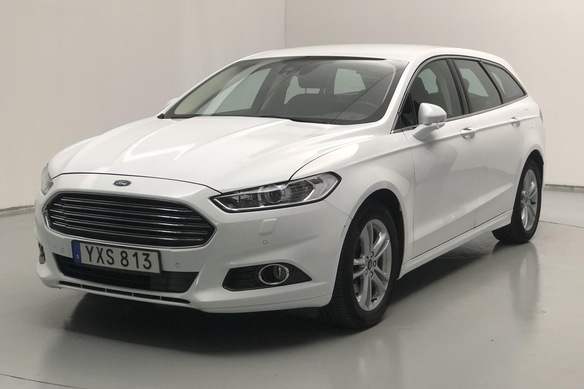 Ford Mondeo 1.5T EcoBoost Kombi (165hk)