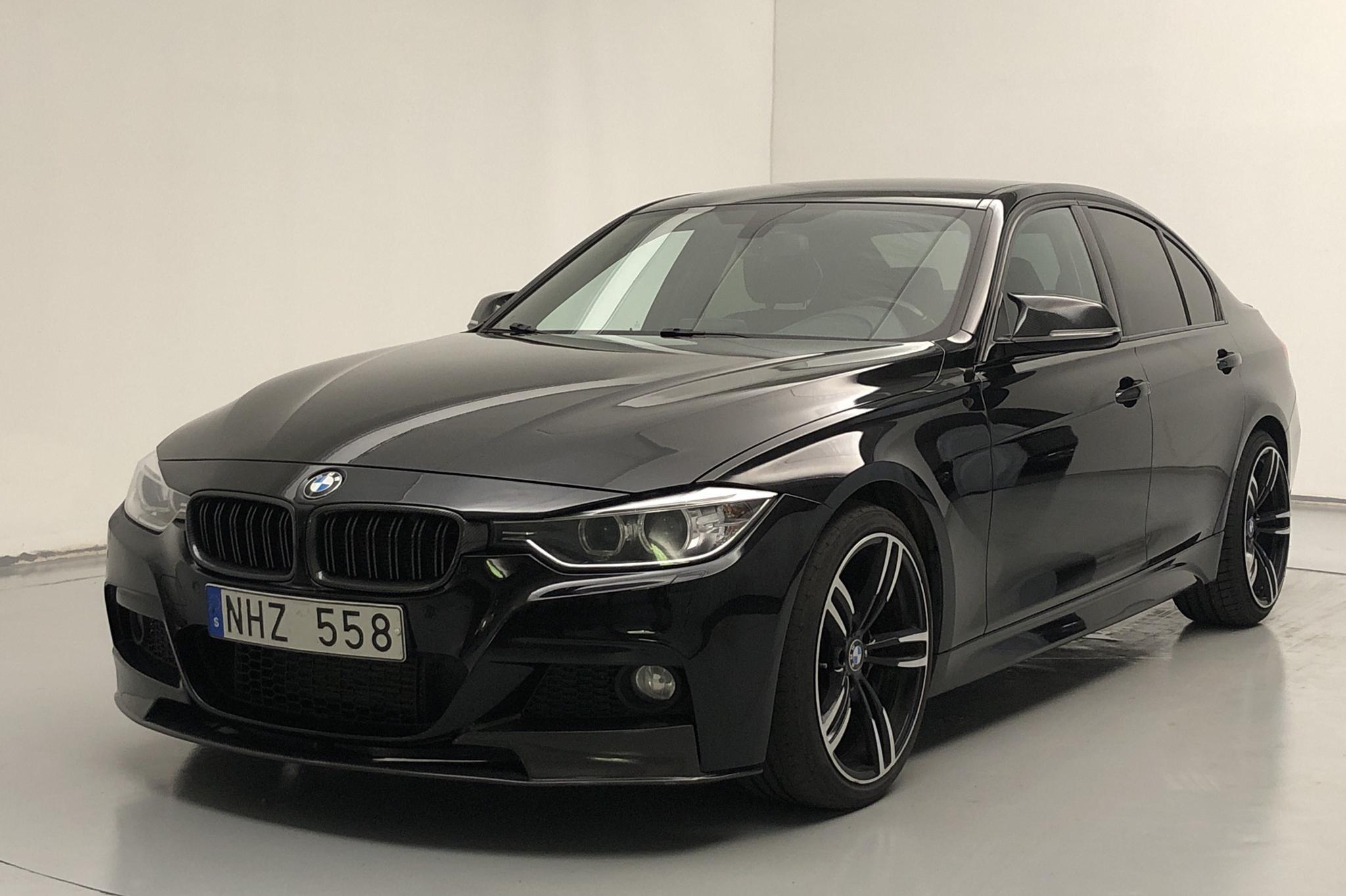 BMW 328i Sedan, F30 (245hk)
