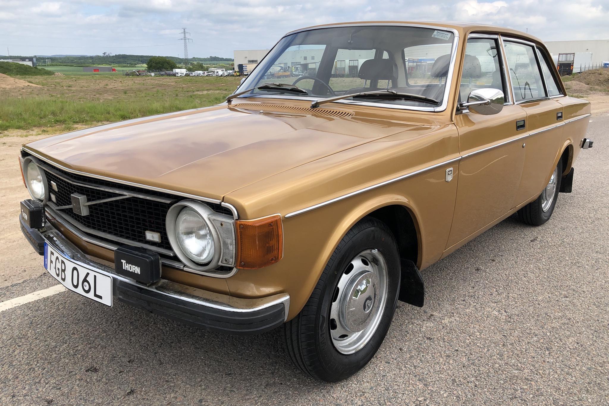 Volvo 144 2.0 (124hk)
