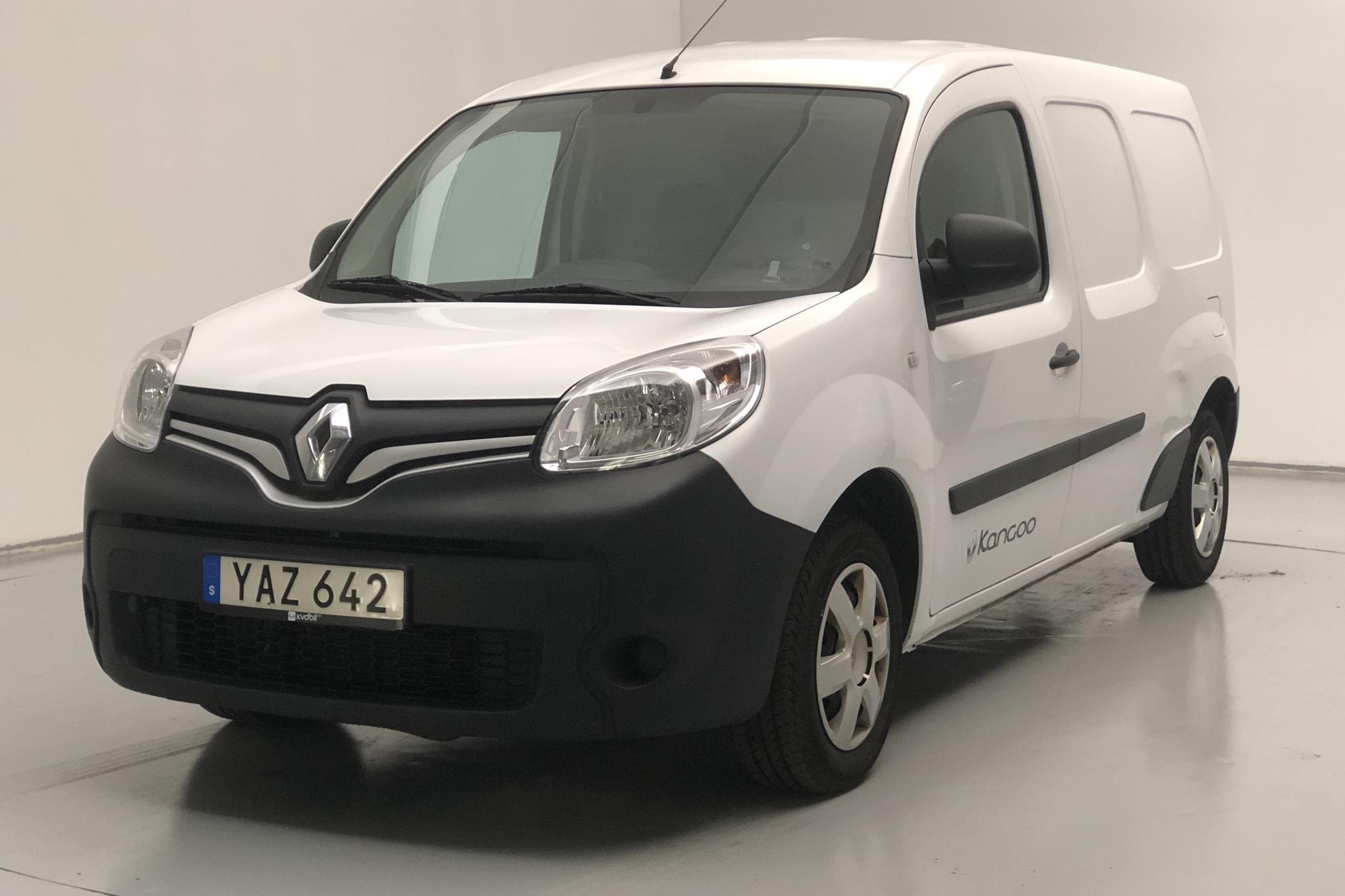 Renault Kangoo 1.5 dCi Maxi skåp (90hk)