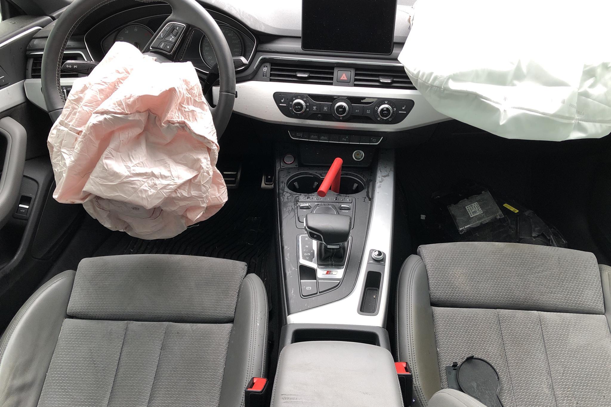 Audi S5 Sportback 3.0 TFSI quattro (354hk) - 3 409 mil - Automat - vit - 2018