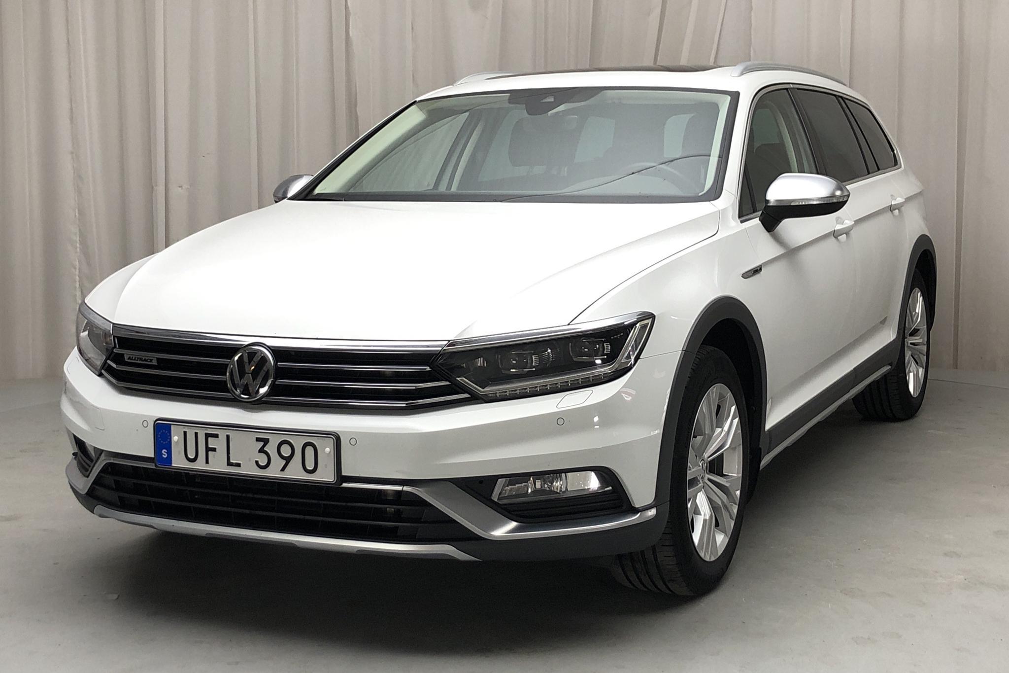 VW Passat 2.0 TDI 4MOTION (190hk)