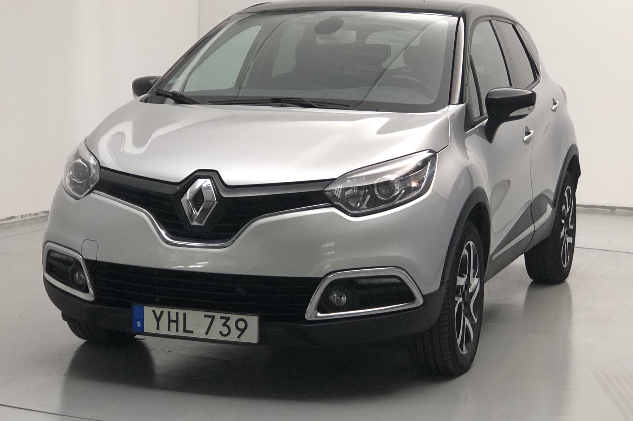 Renault Captur 1.2 TCe (120hk)