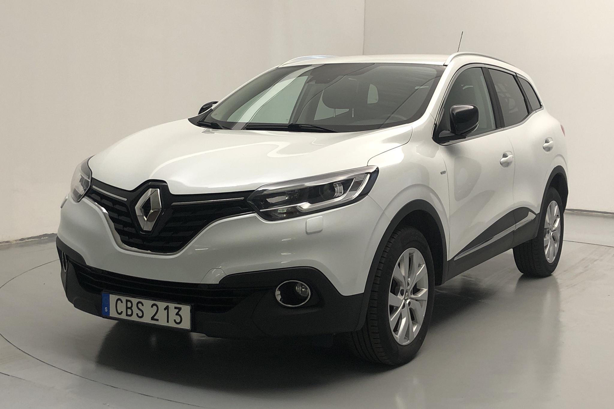 Renault Kadjar 1.6 dCi 4WD (130hk)