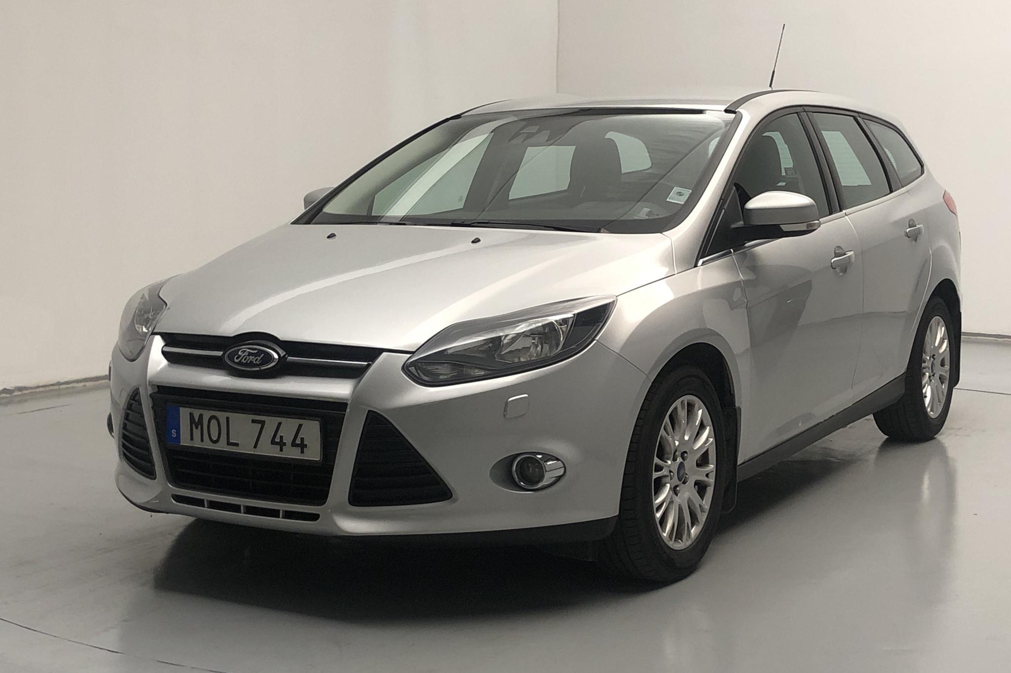 Ford Focus 1.6 Flexifuel Kombi (150hk)