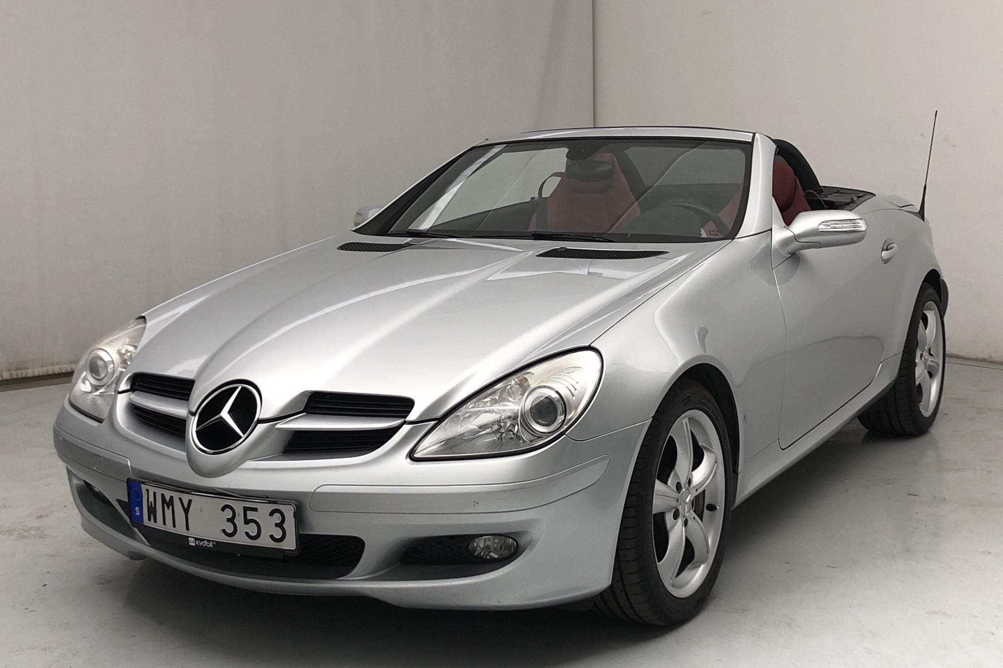 Mercedes SLK 350 R171 (272hk)