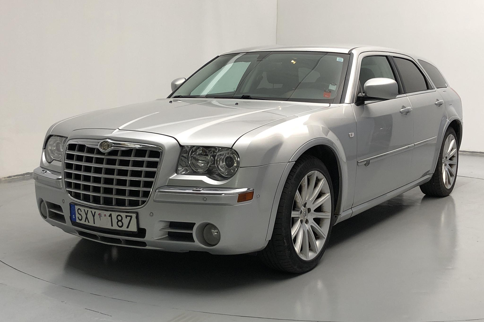 Chrysler 300C 3.0 CRD Touring (218hk)