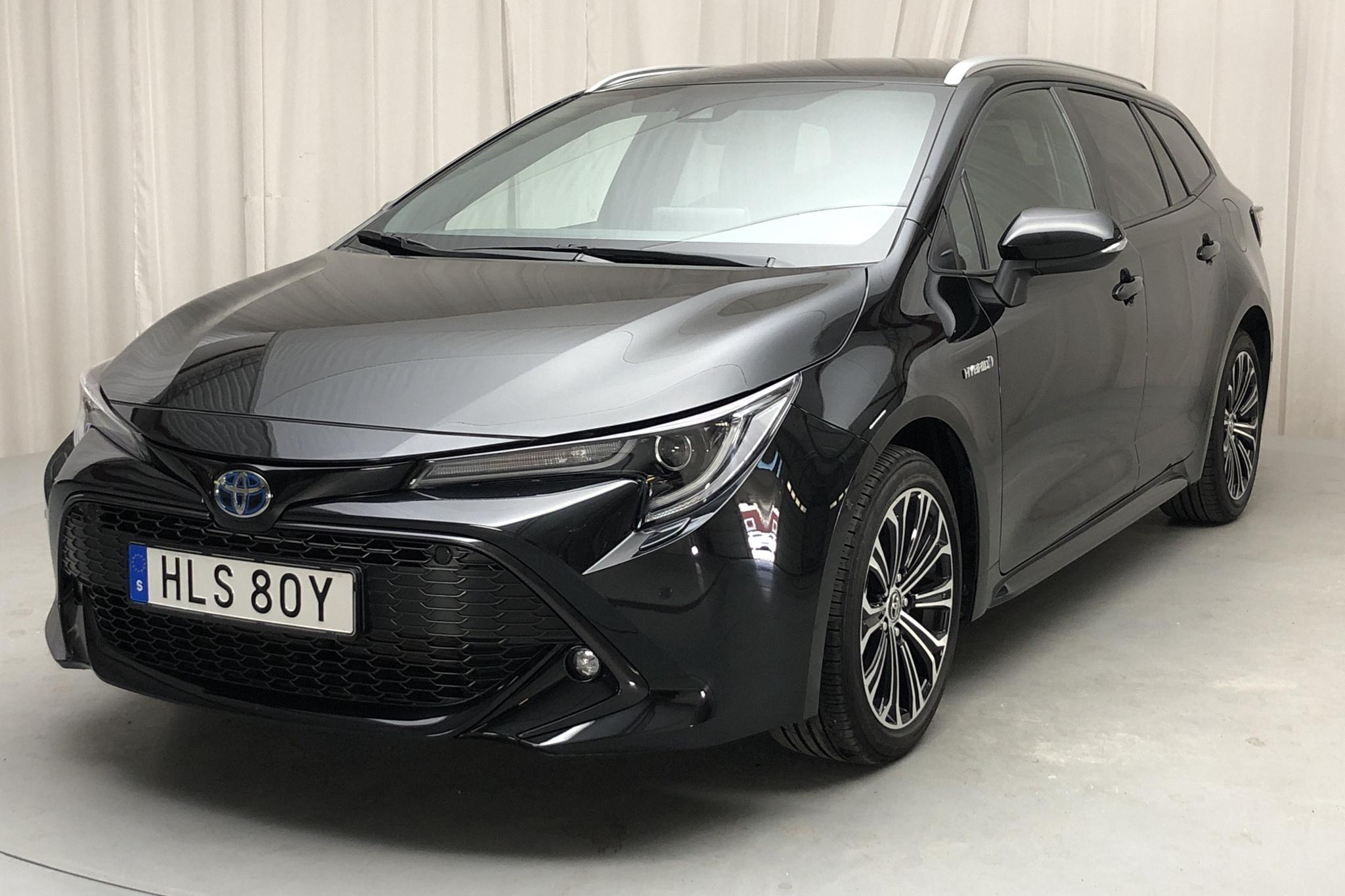 Toyota Corolla 1.8 Hybrid Touring Sports (122hk)