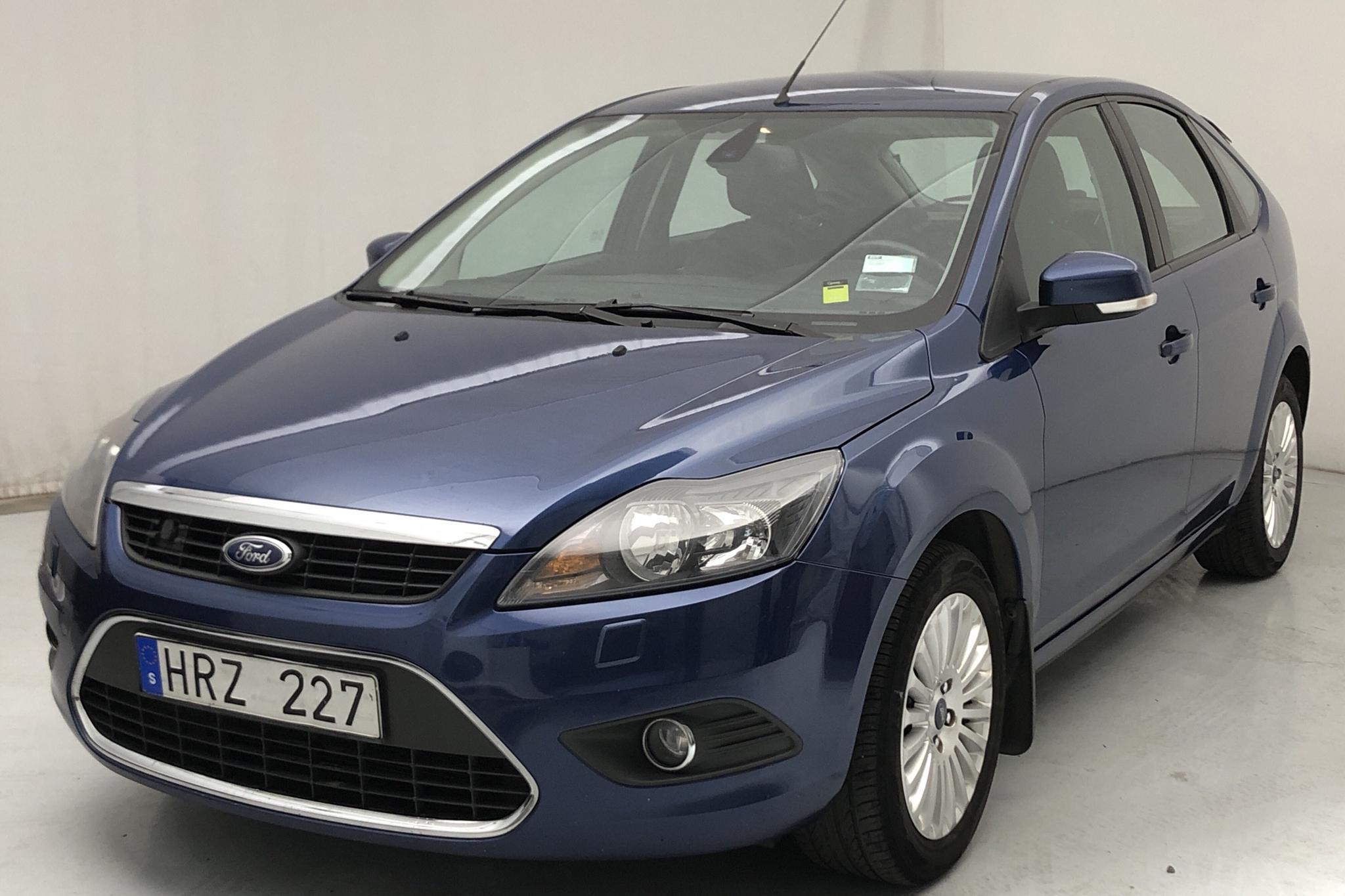 Ford Focus 1.8 Flexifuel 5dr (125hk)