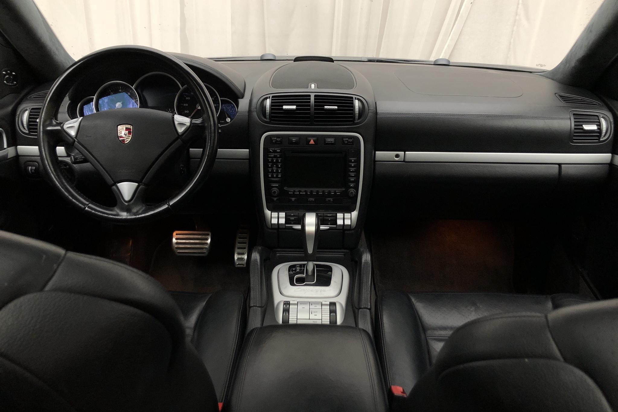Porsche Cayenne 4.8 Turbo (500hk) - 252 980 km - Automatic - black - 2008