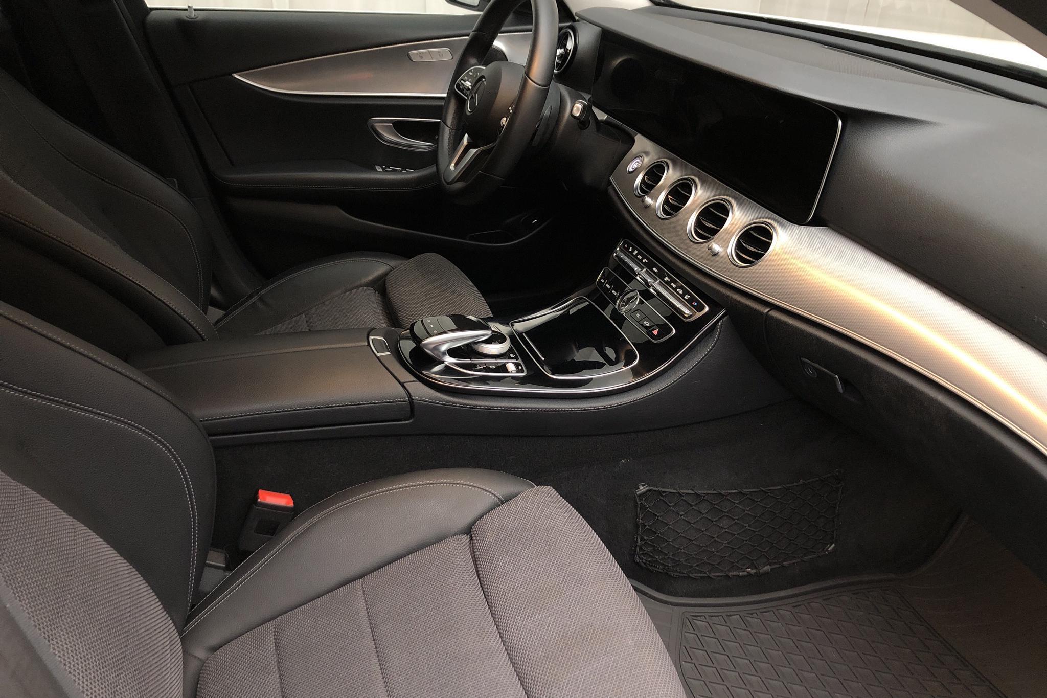 Mercedes E 200 d Kombi S213 (150hk) - 27 250 km - Automatic - white - 2019