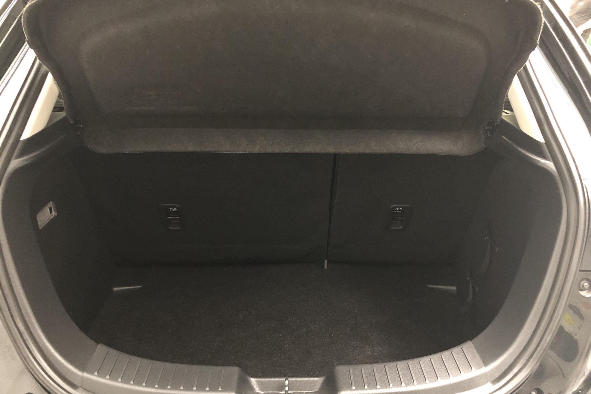 Mazda 2 1.5 5dr (90hk) - 31 010 km - Manual - black - 2016