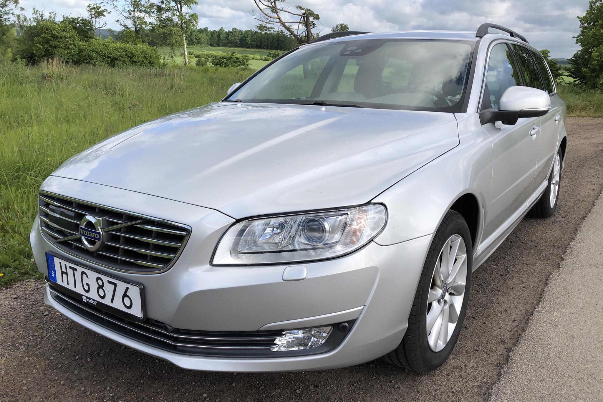 Volvo V70 II D3 (150hk)