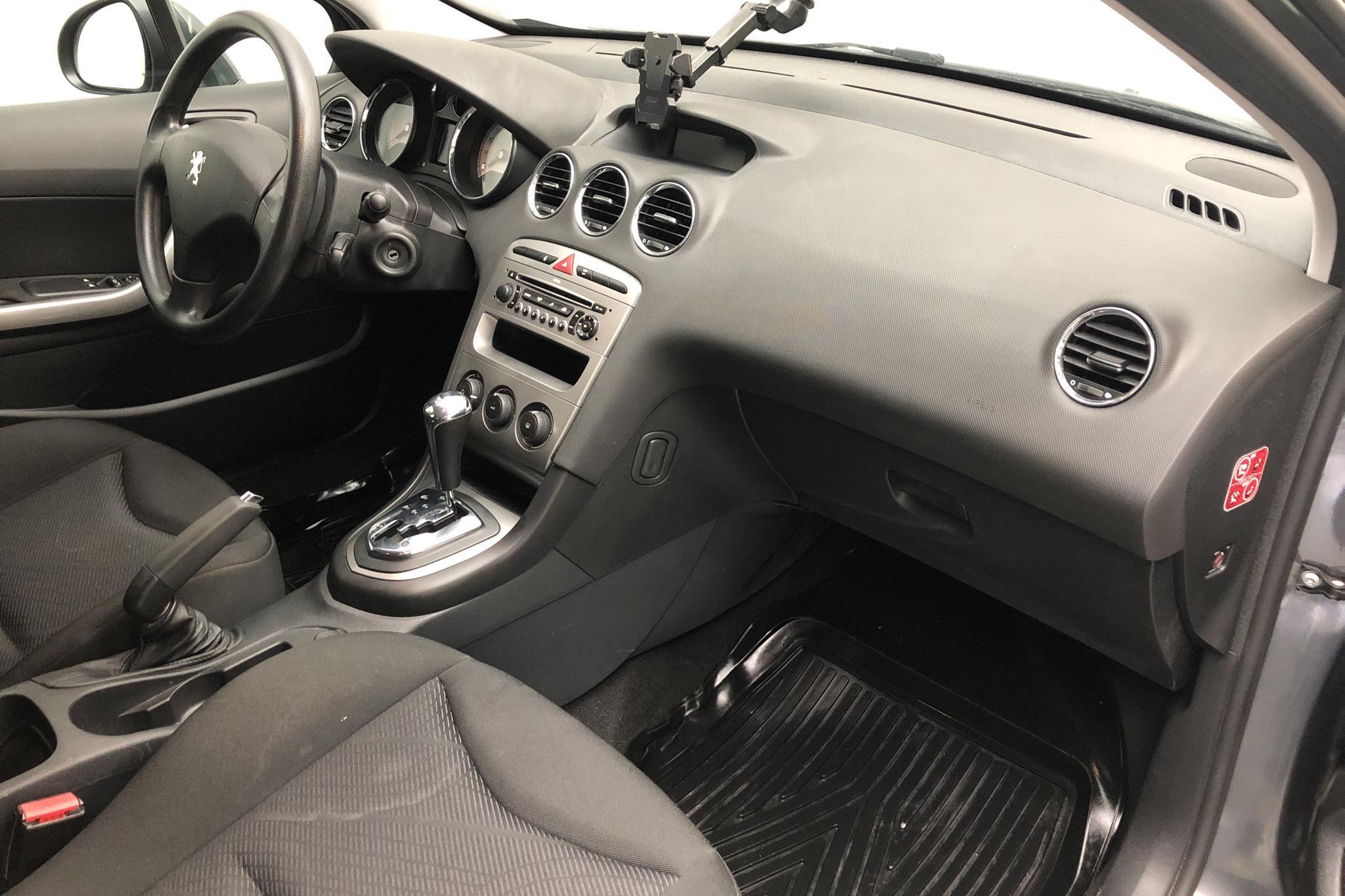 Peugeot 308 SW 1.6 VTi (120hk) - 9 615 mil - Automat - Dark Grey - 2009