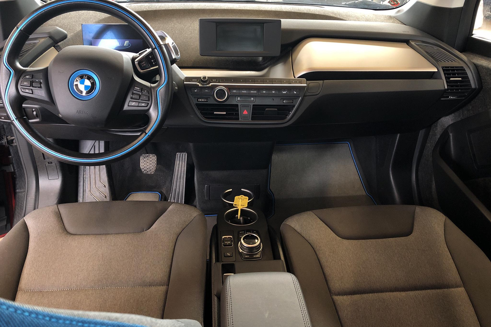 BMW i3 REX 94Ah, I01 (170hk) - 51 270 km - Automatic - red - 2018