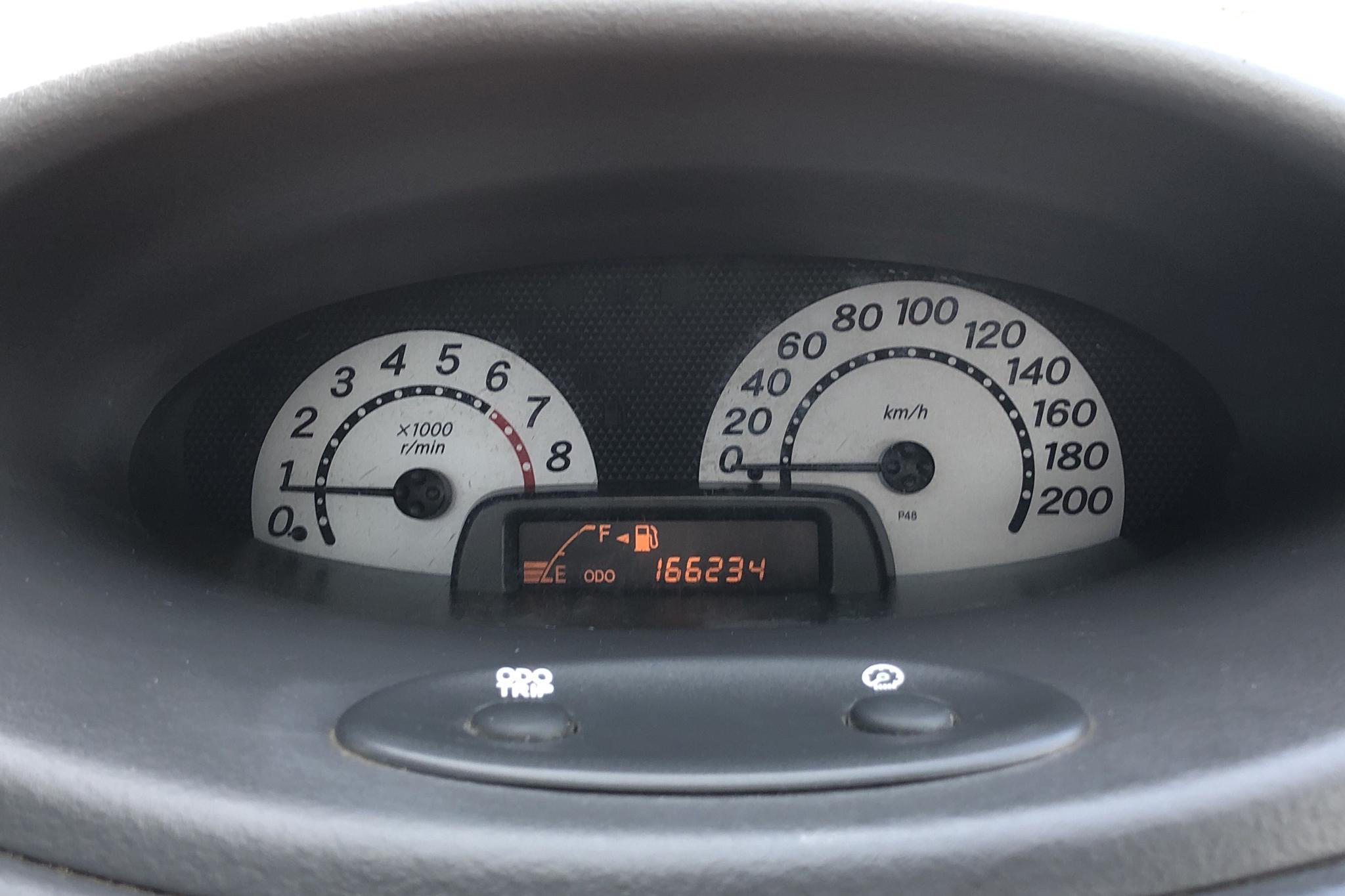 Toyota Yaris 1.5 TS 5dr (106hk) - 16 623 mil - Manuell - gul - 2001