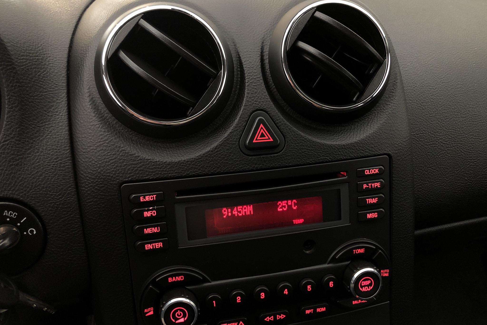 Pontiac G6 GT 3.5 V6 (219hk) - 91 830 km - Automatic - Dark Grey - 2008