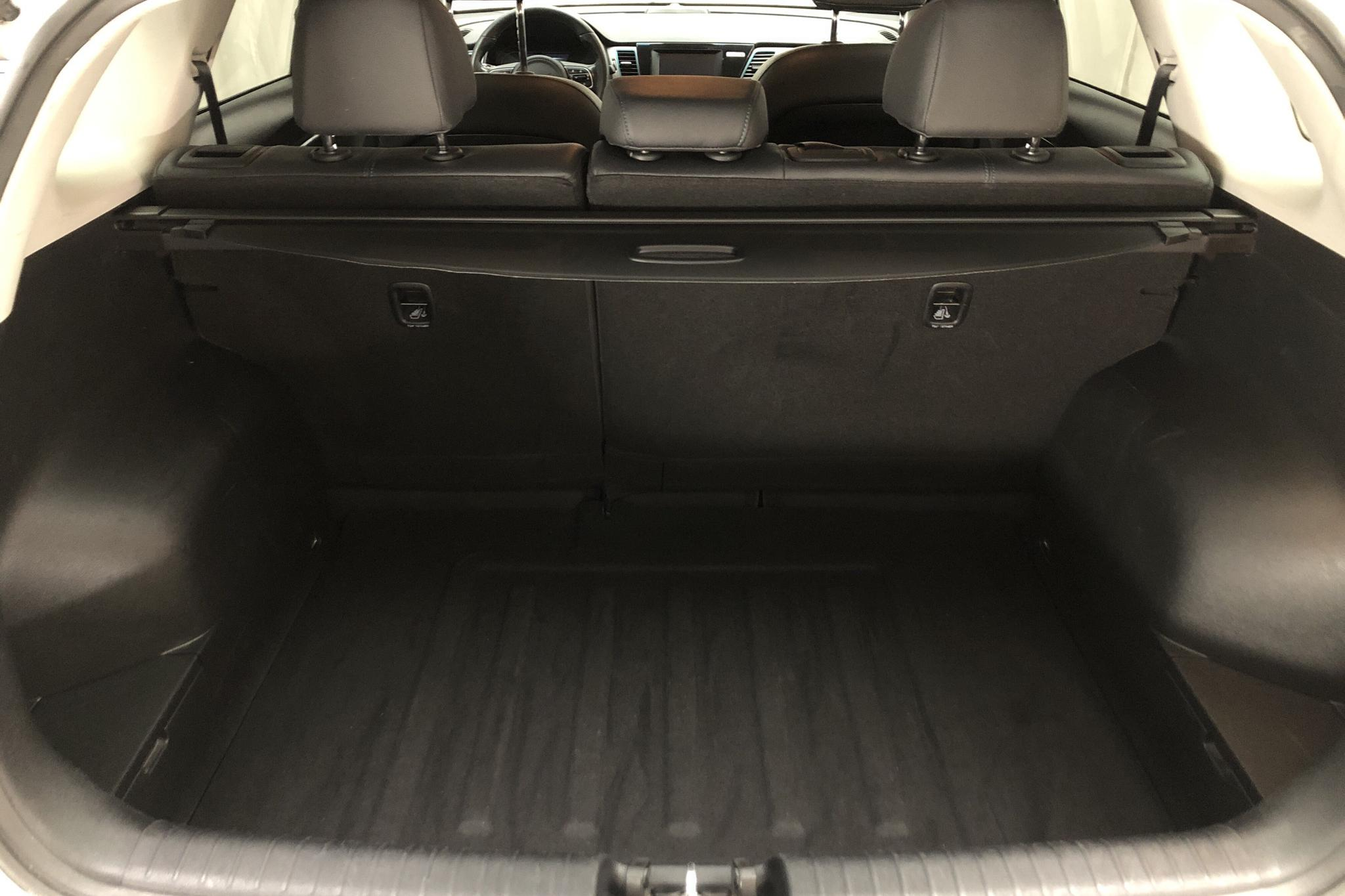 KIA Niro EV 64 kWh (204hk) - 19 335 mil - Automat - grå - 2019