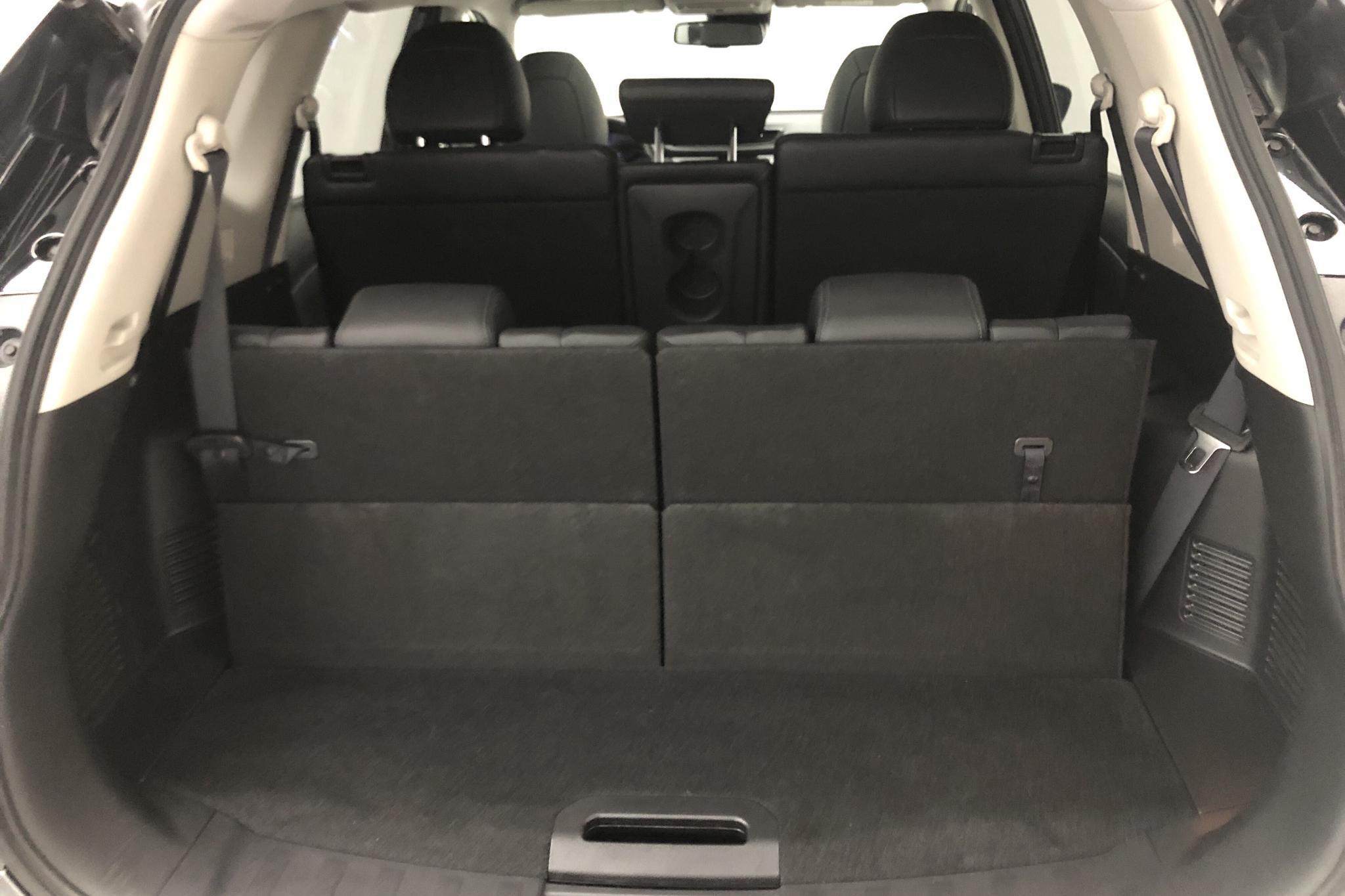 Nissan X-trail 1.6 dCi 2WD (130hk) - 45 060 km - Automatic - gray - 2017