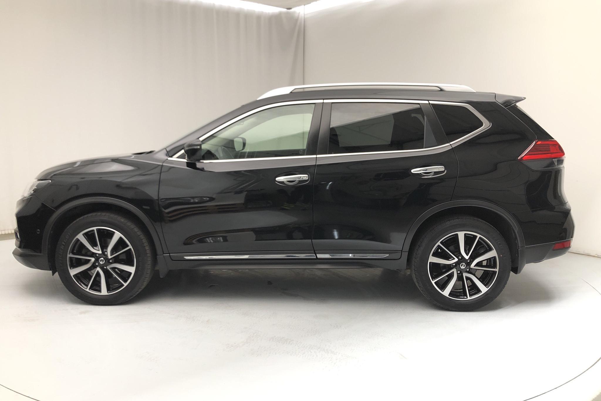 Nissan X-trail 1.6 dCi 2WD (130hk) - 5 606 mil - Automat - svart - 2017