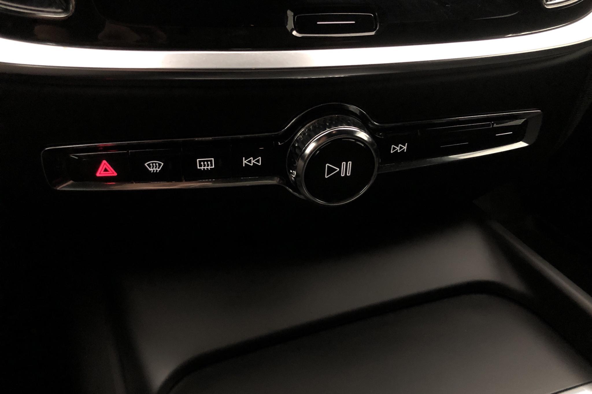 Volvo V60 D3 (150hk) - 114 800 km - Automatic - black - 2019