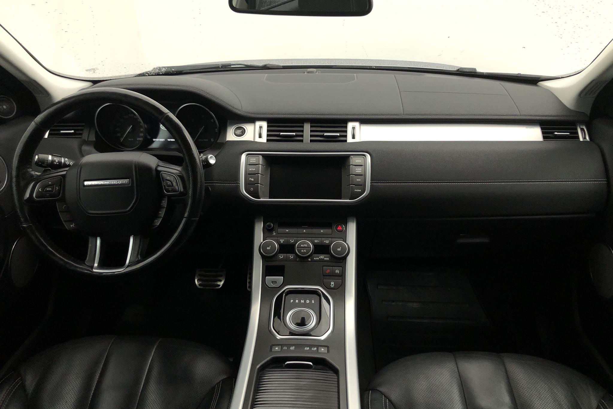 Land Rover Range Rover Evoque 2.2 SD4 5dr (190hk) - 151 600 km - Automatic - gray - 2014