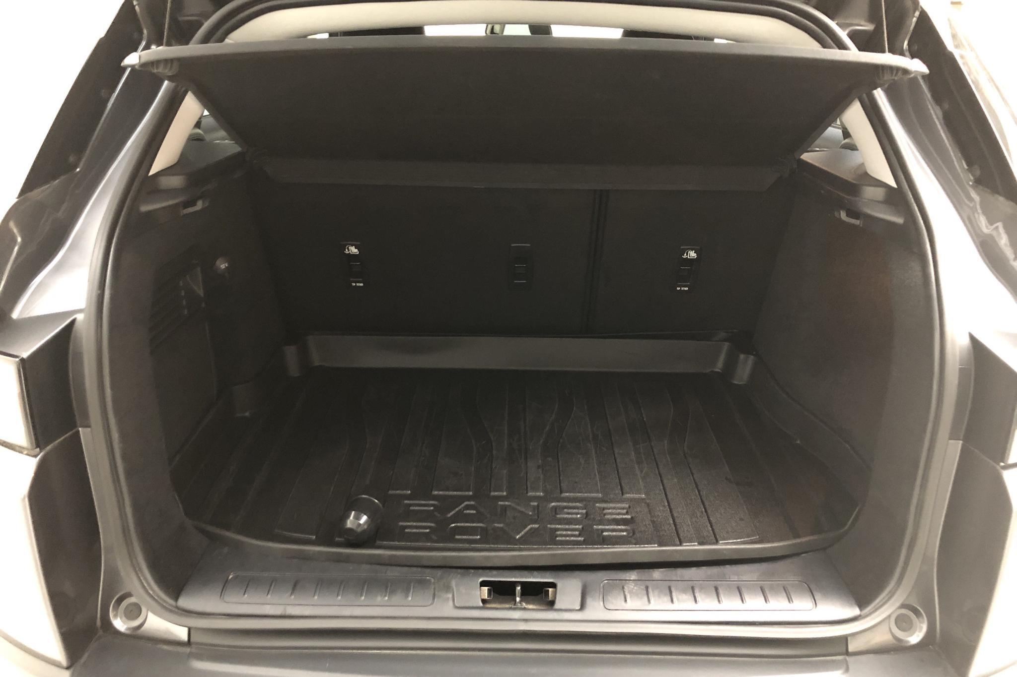 Land Rover Range Rover Evoque 2.0 TD4 AWD 5dr (150hk) - 3 659 mil - Automat - grå - 2017