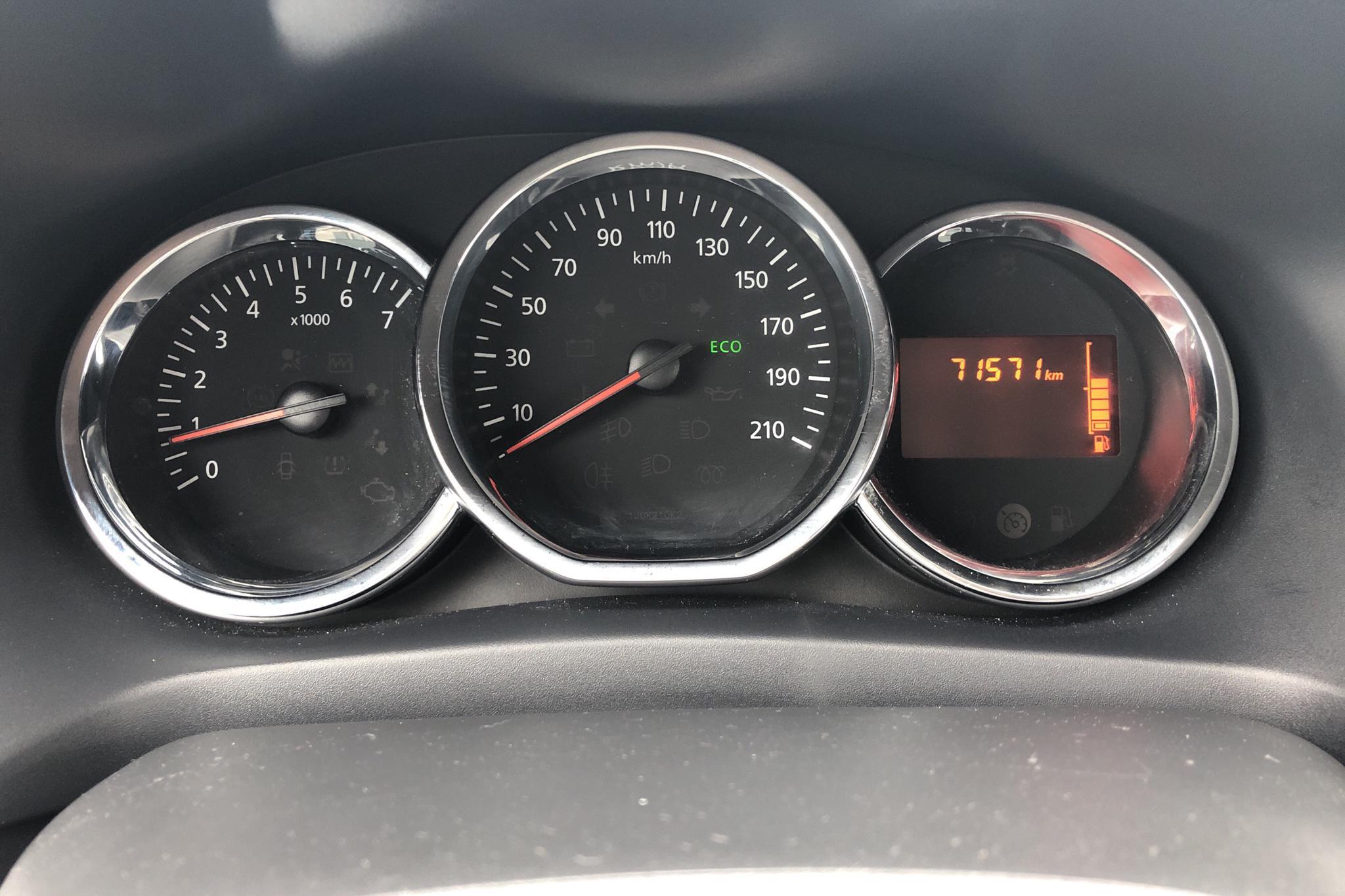 Dacia Sandero 0.9 TCe (90hk) - 71 570 km - Manual - Light Blue - 2014
